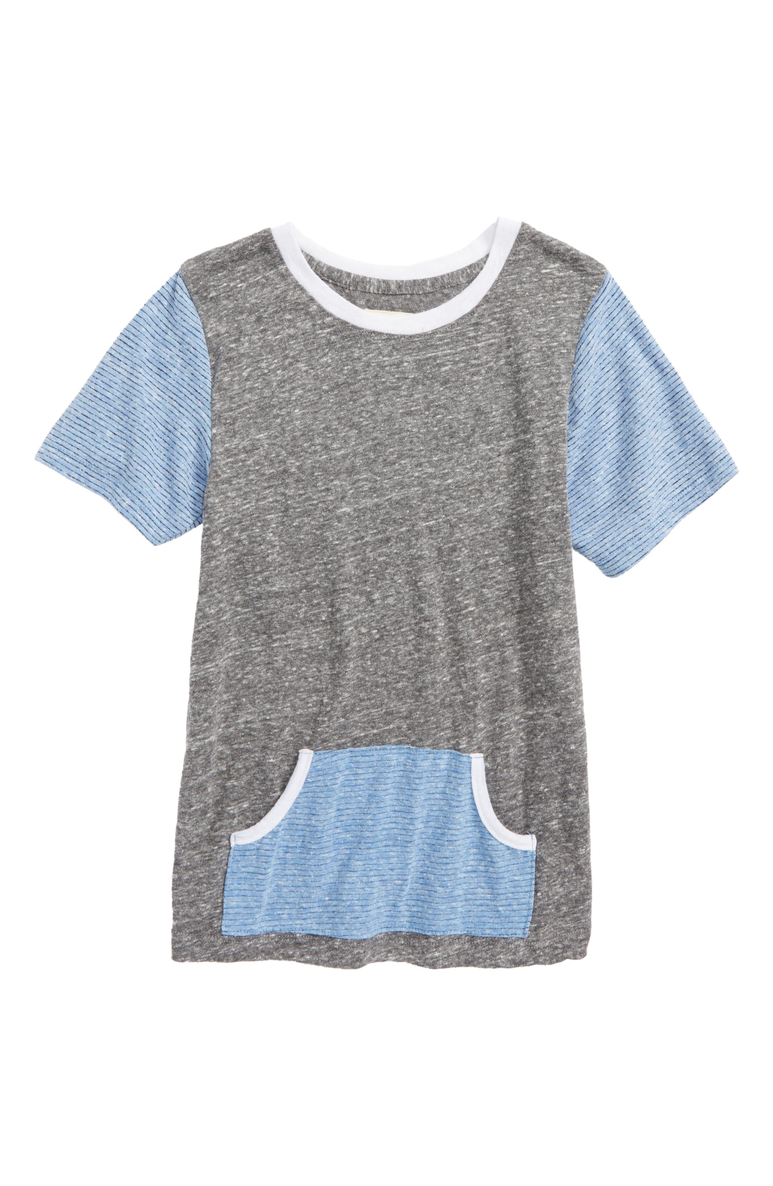 Miki Miette Pocket T-Shirt (Toddler Boys, Little Boys & Big Boys)