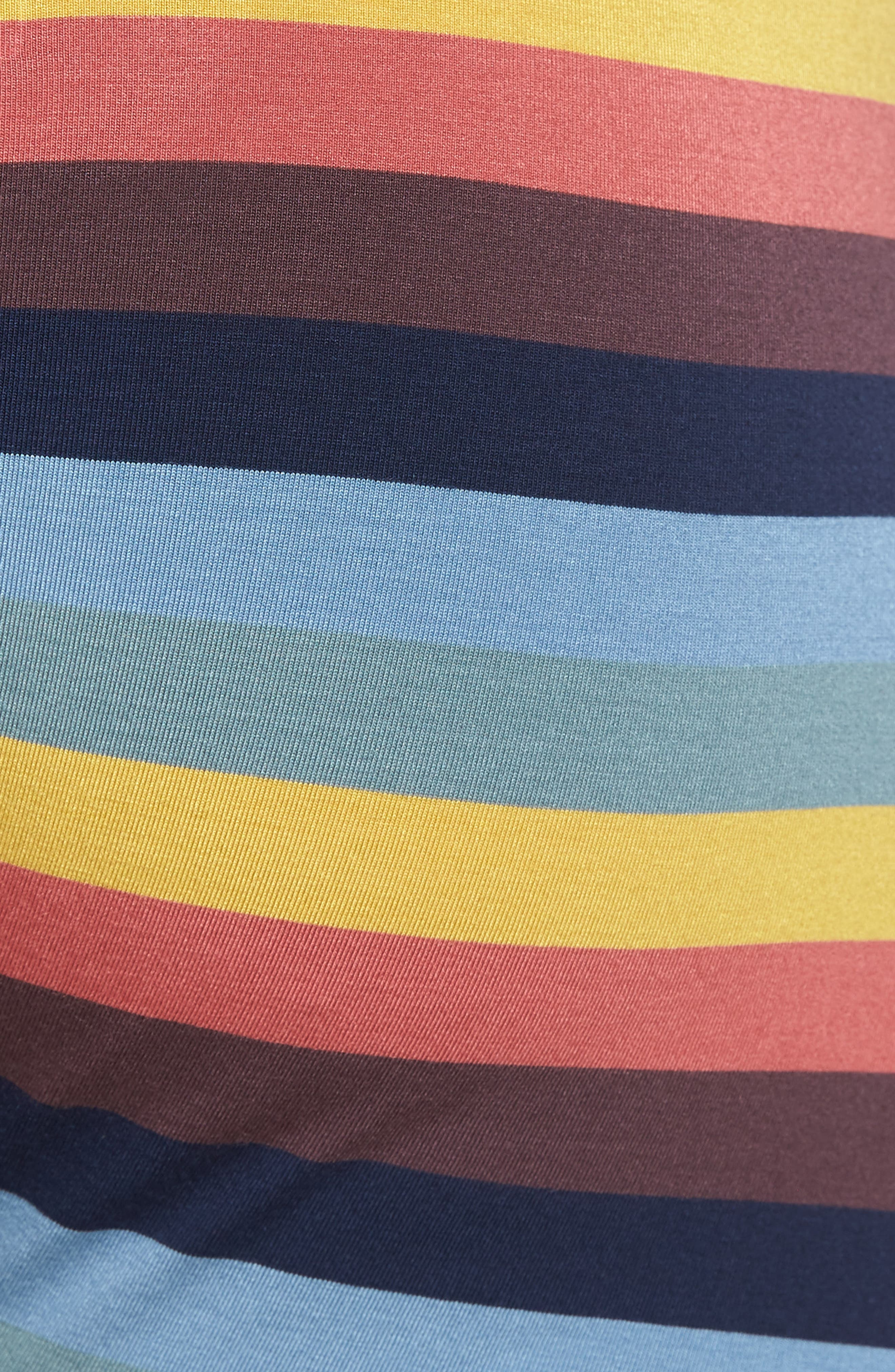 Ultra Stretch Boxer Briefs,                             Alternate thumbnail 5, color,                             Cabana Stripe