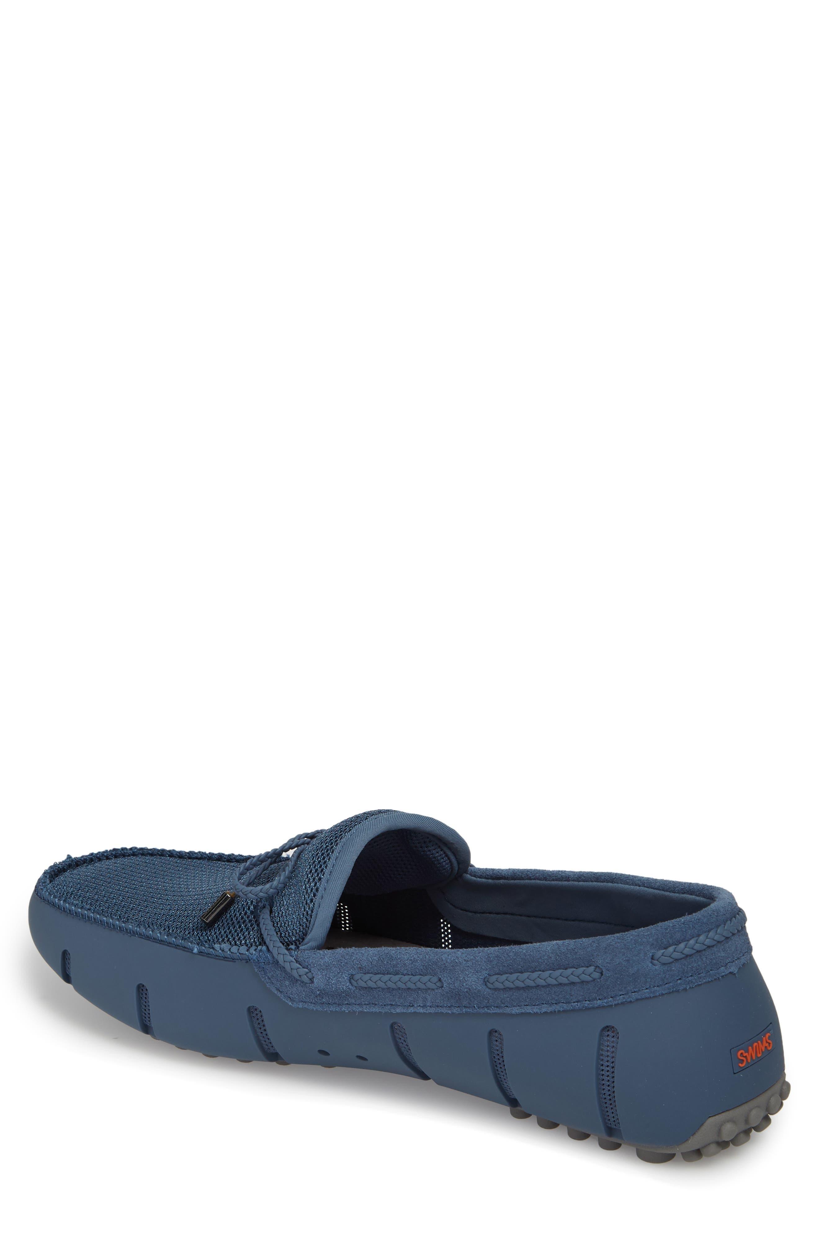 Alternate Image 2  - Swims Washable Driving Loafer (Men)