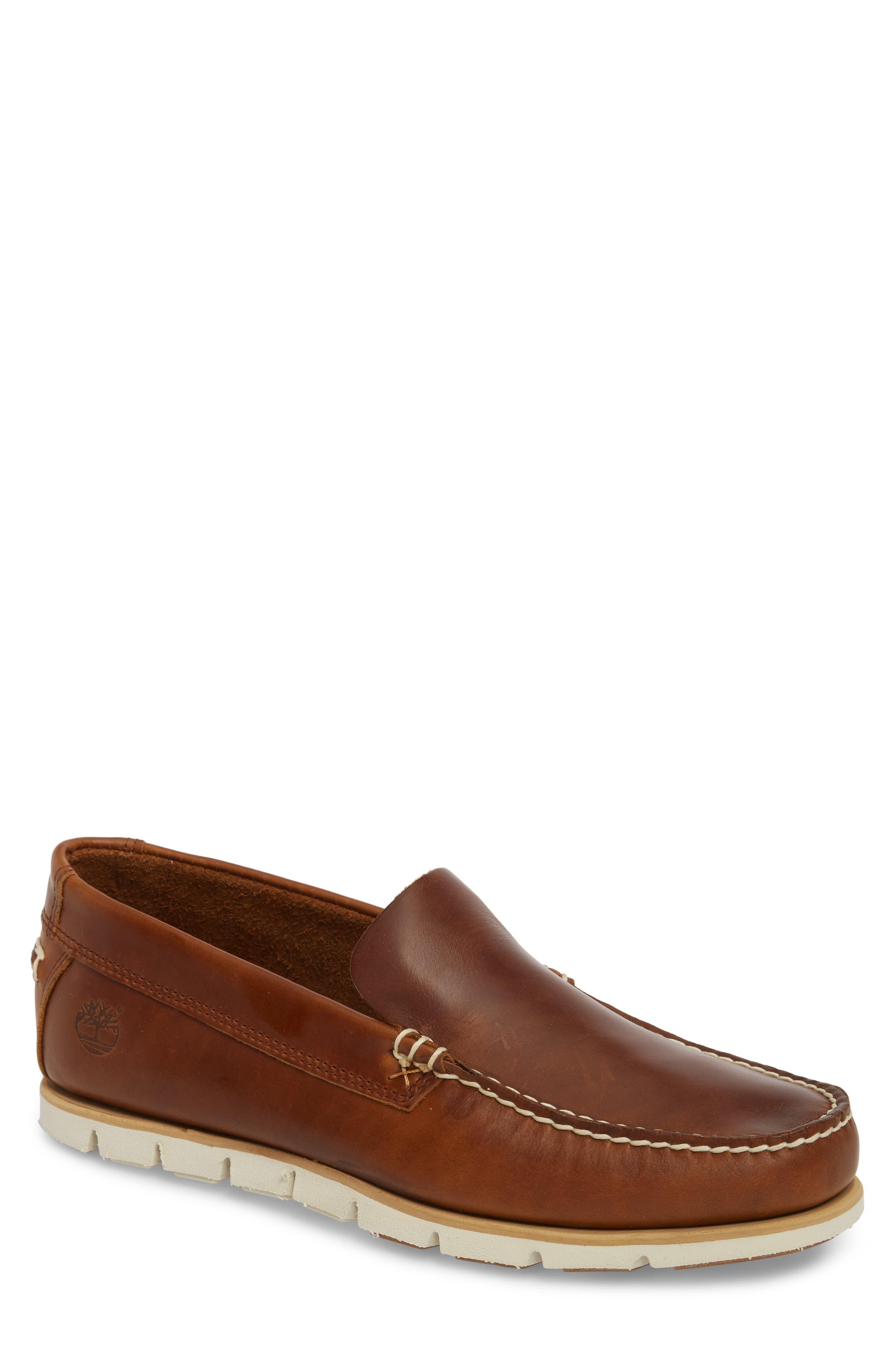 Tidelands Venetian Loafer,                         Main,                         color, Brown
