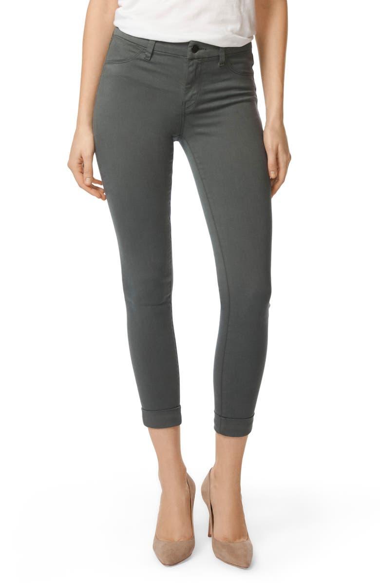 Anja Cuff Crop Jeans