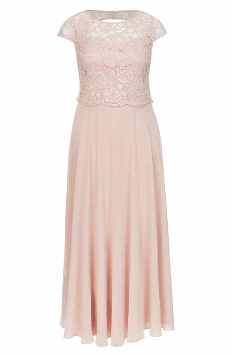 Pink Lace Dress Nordstrom
