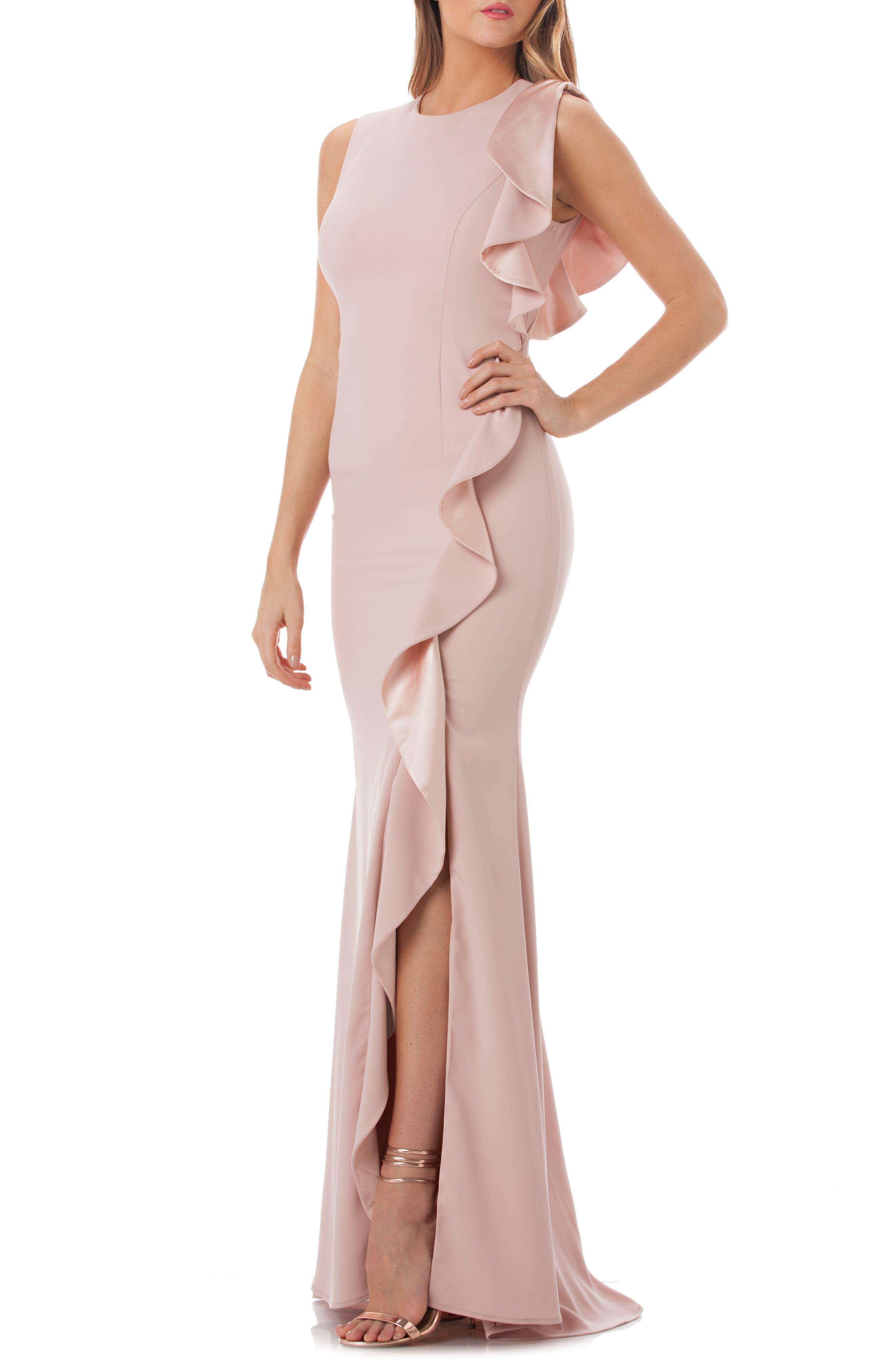 Cheap Satin Dresses