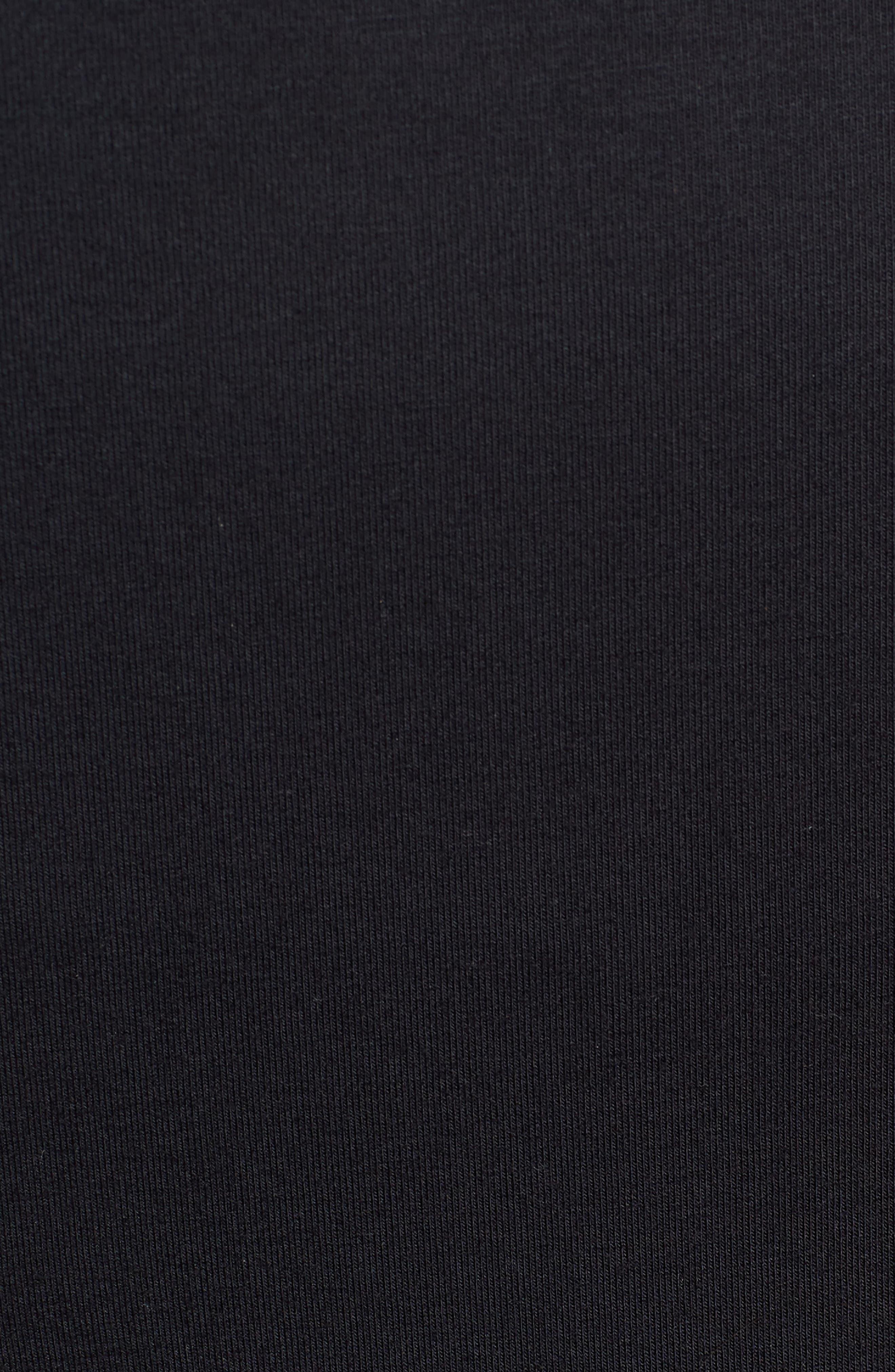 Aerosmith Bodysuit,                             Alternate thumbnail 5, color,                             Black