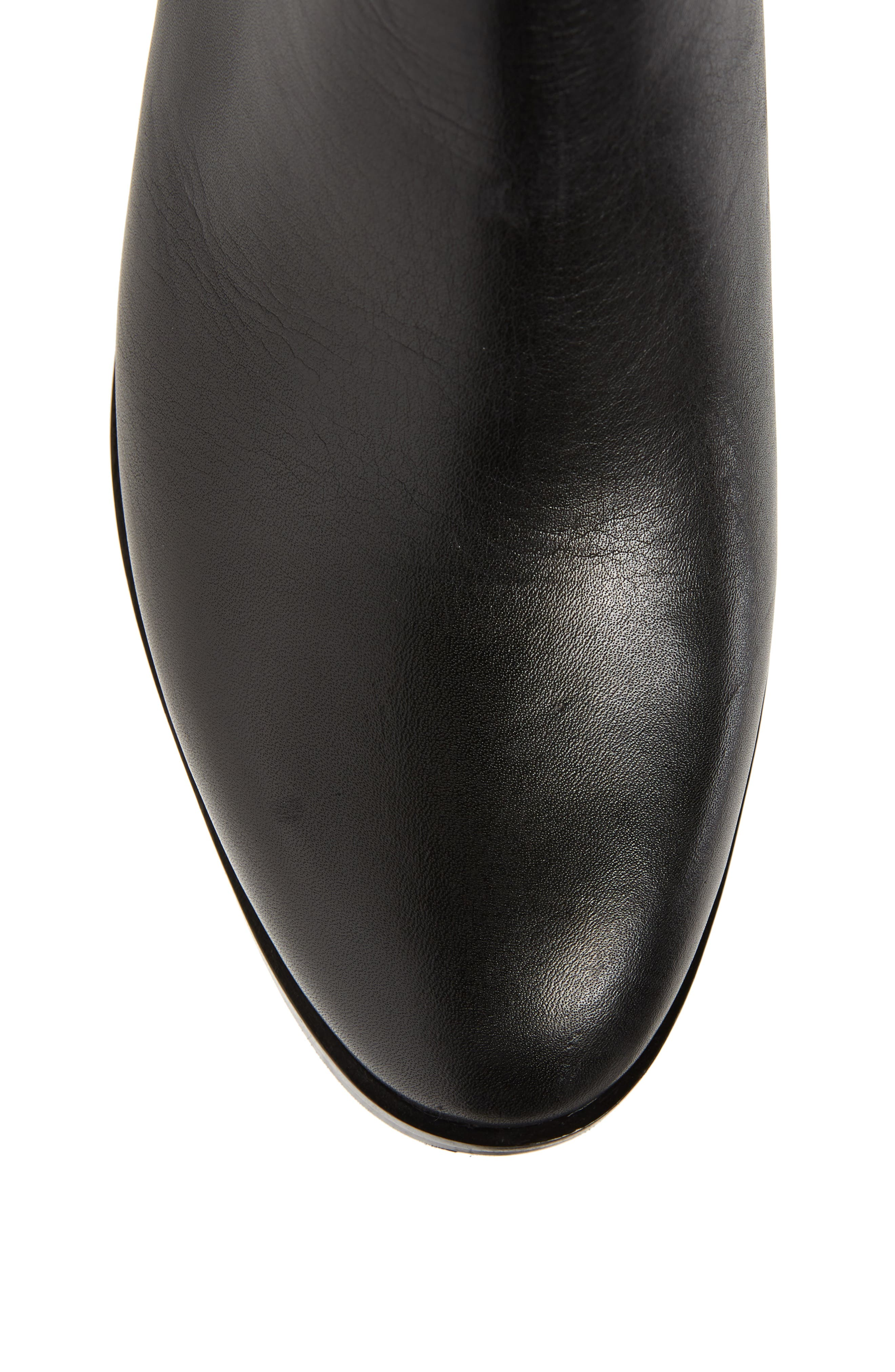 Marsden Over the Knee Boot,                             Alternate thumbnail 5, color,                             Perfect Black