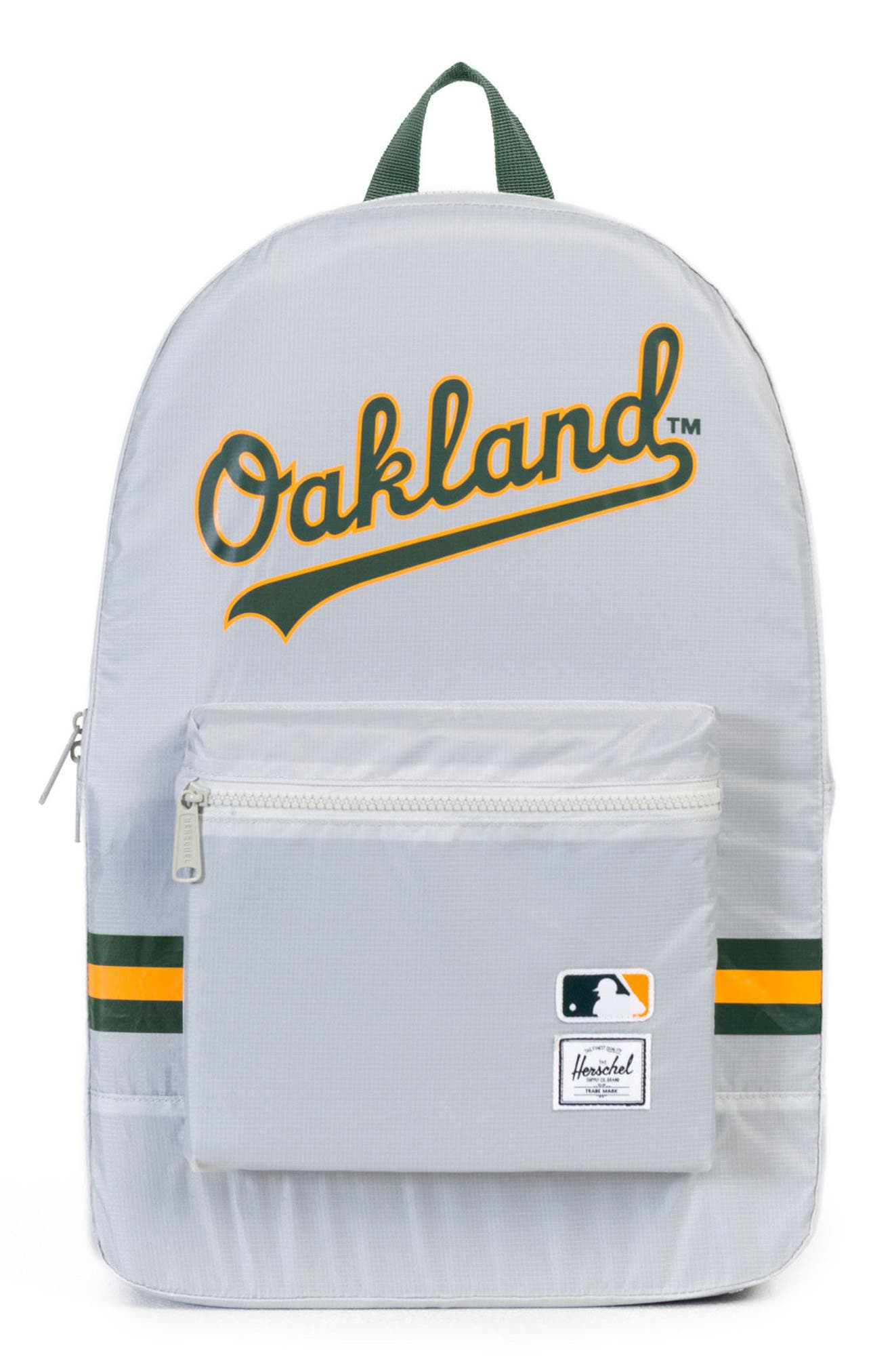 PACKABLE - MLB AMERICAN LEAGUE BACKPACK - GREEN