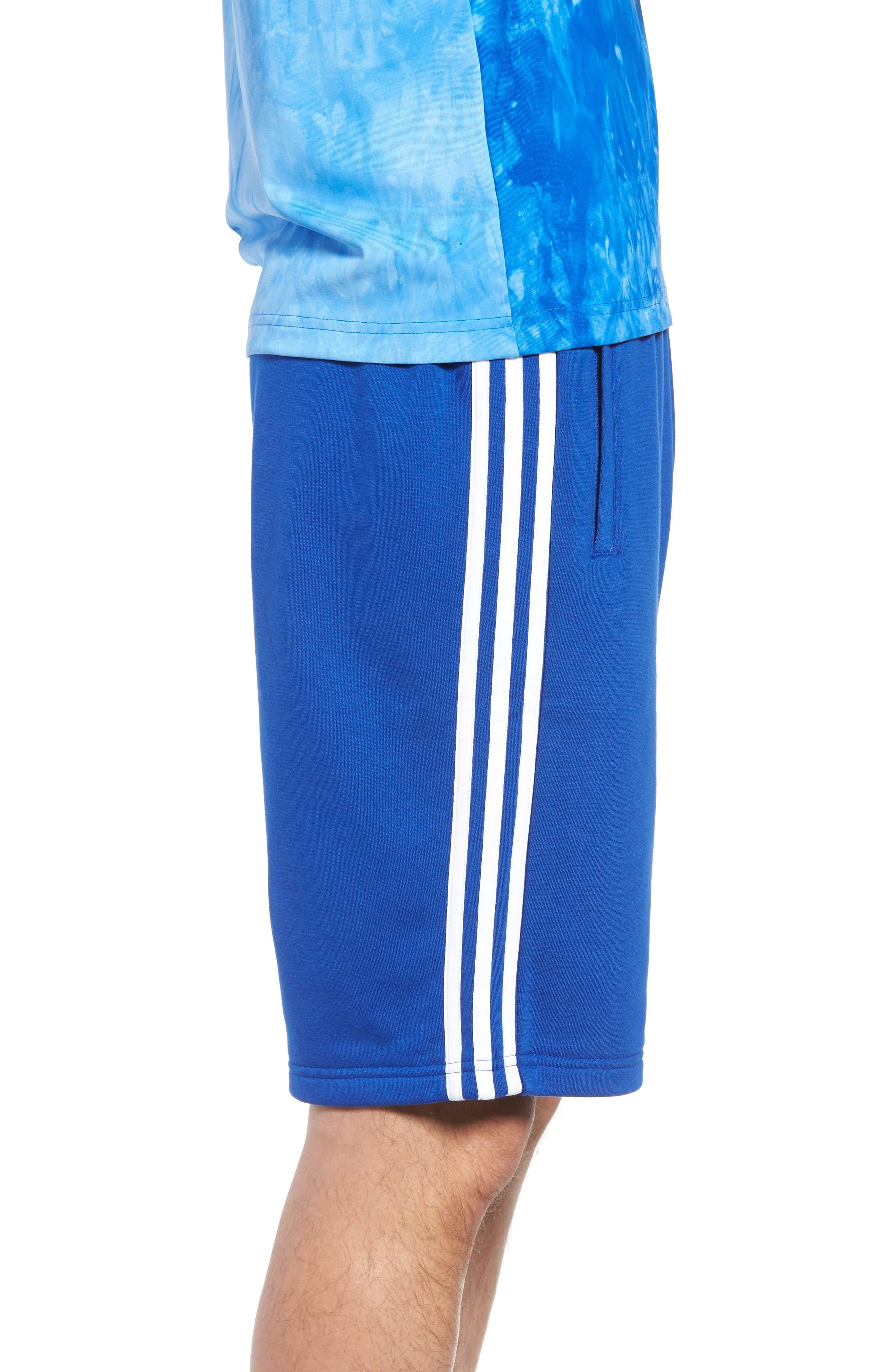 Alternate Image 3  - adidas Originals 3-Stripes Shorts