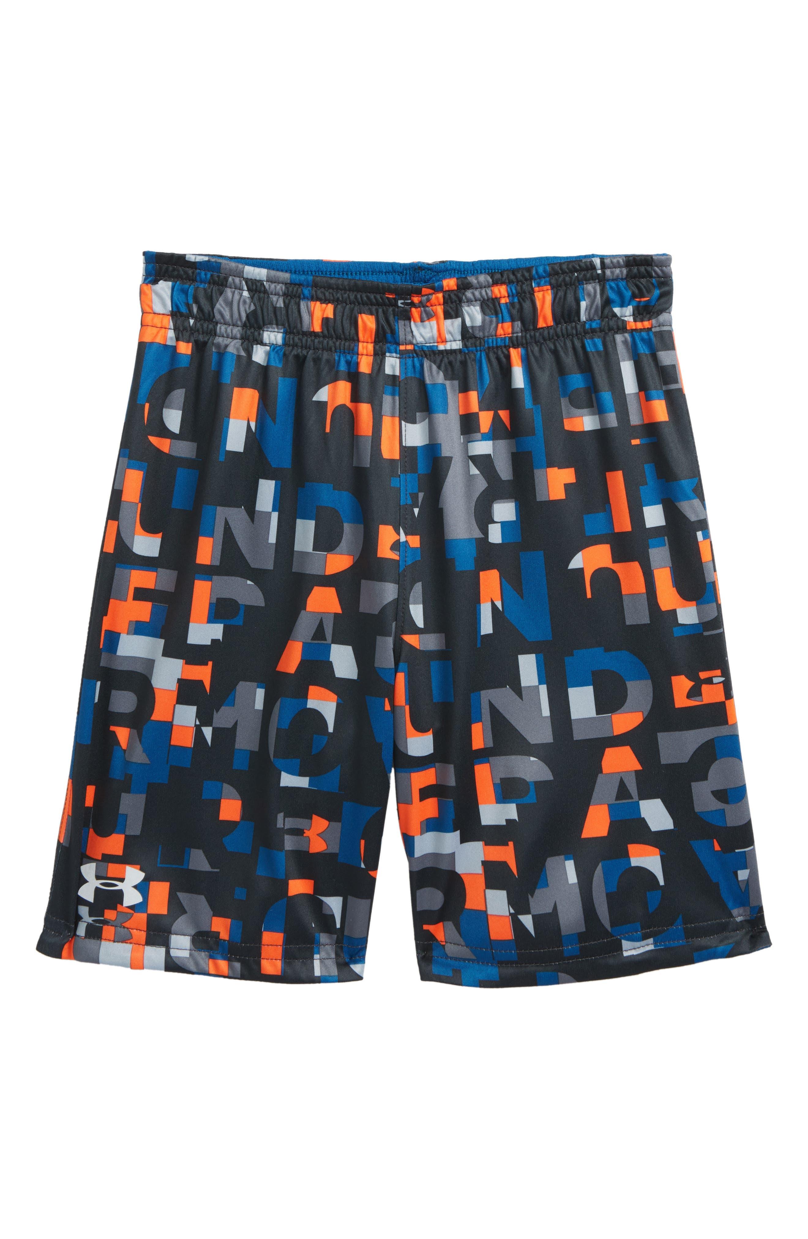 Reversible HeatGear<sup>®</sup> Shorts,                             Main thumbnail 1, color,                             Moroccan Blue