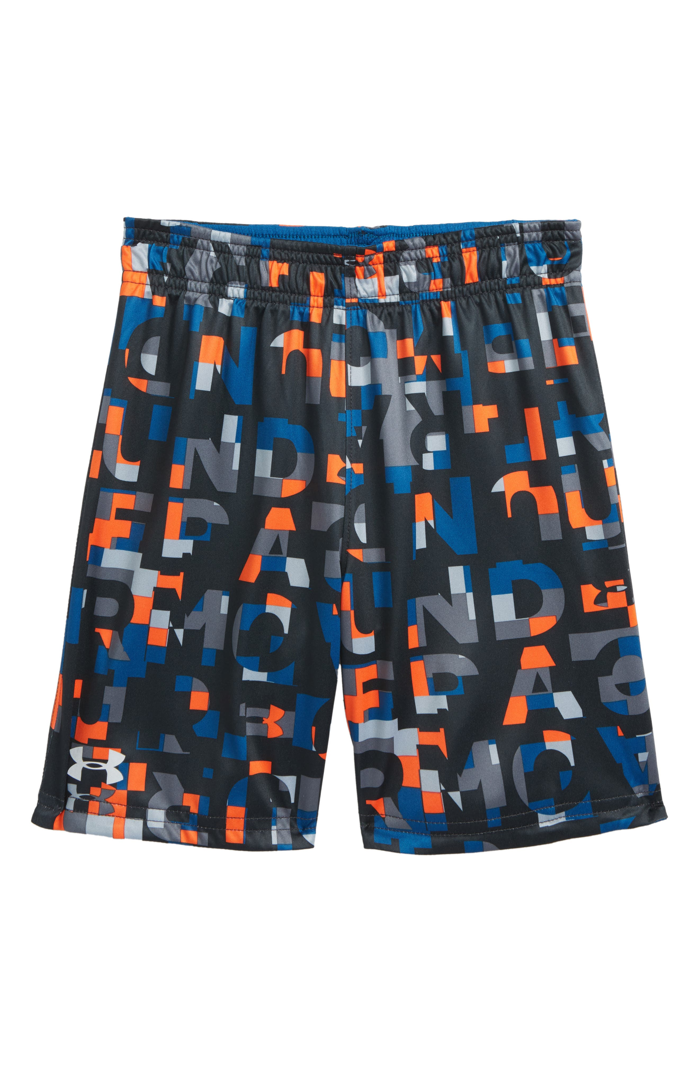 Reversible HeatGear<sup>®</sup> Shorts,                         Main,                         color, Moroccan Blue