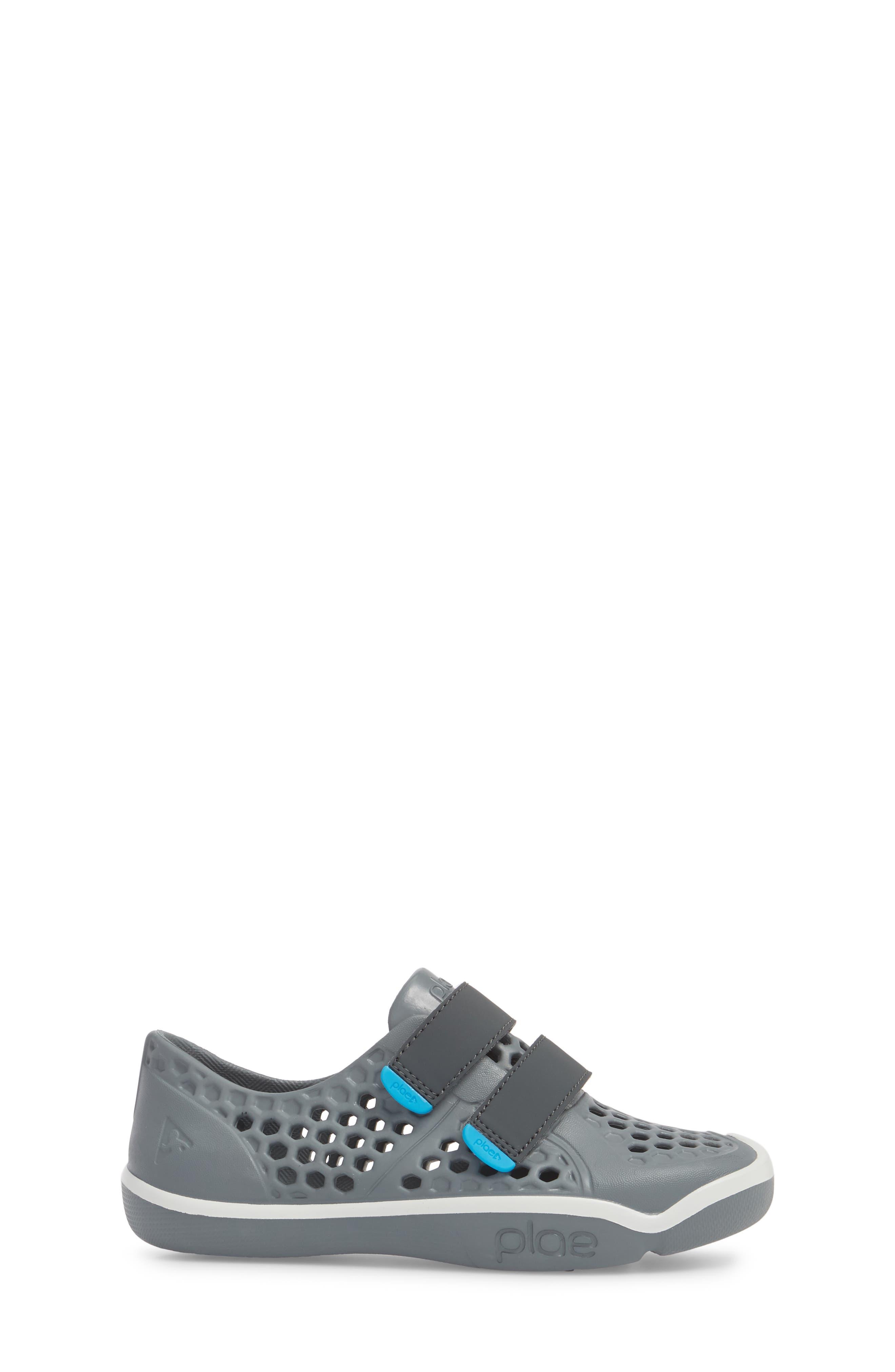 Mimo Customizable Sneaker,                             Alternate thumbnail 3, color,                             Slate
