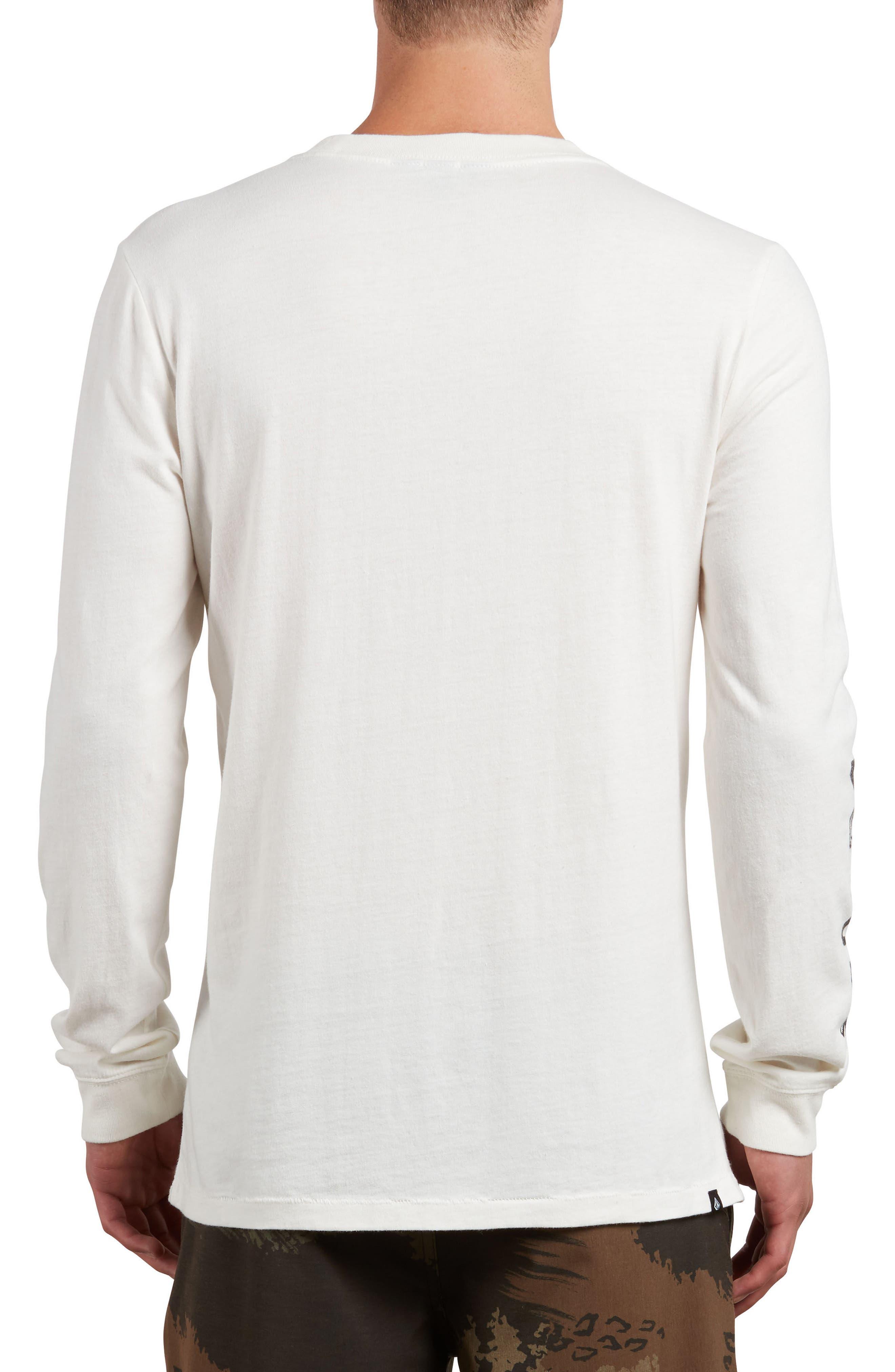 Freestate Knit T-Shirt,                             Alternate thumbnail 2, color,                             White Flash