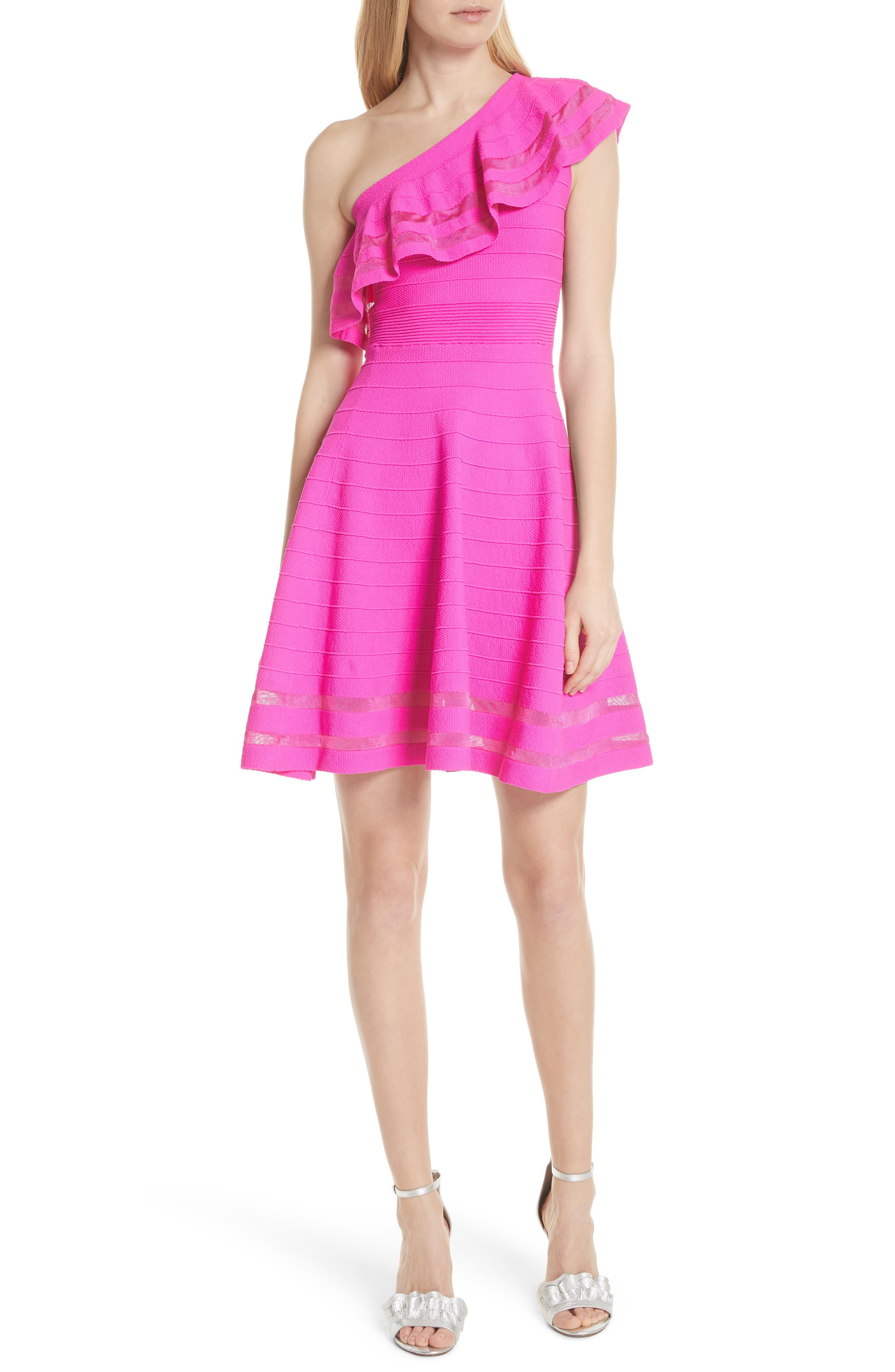 Ted Baker London Streena Knit Skater Dress