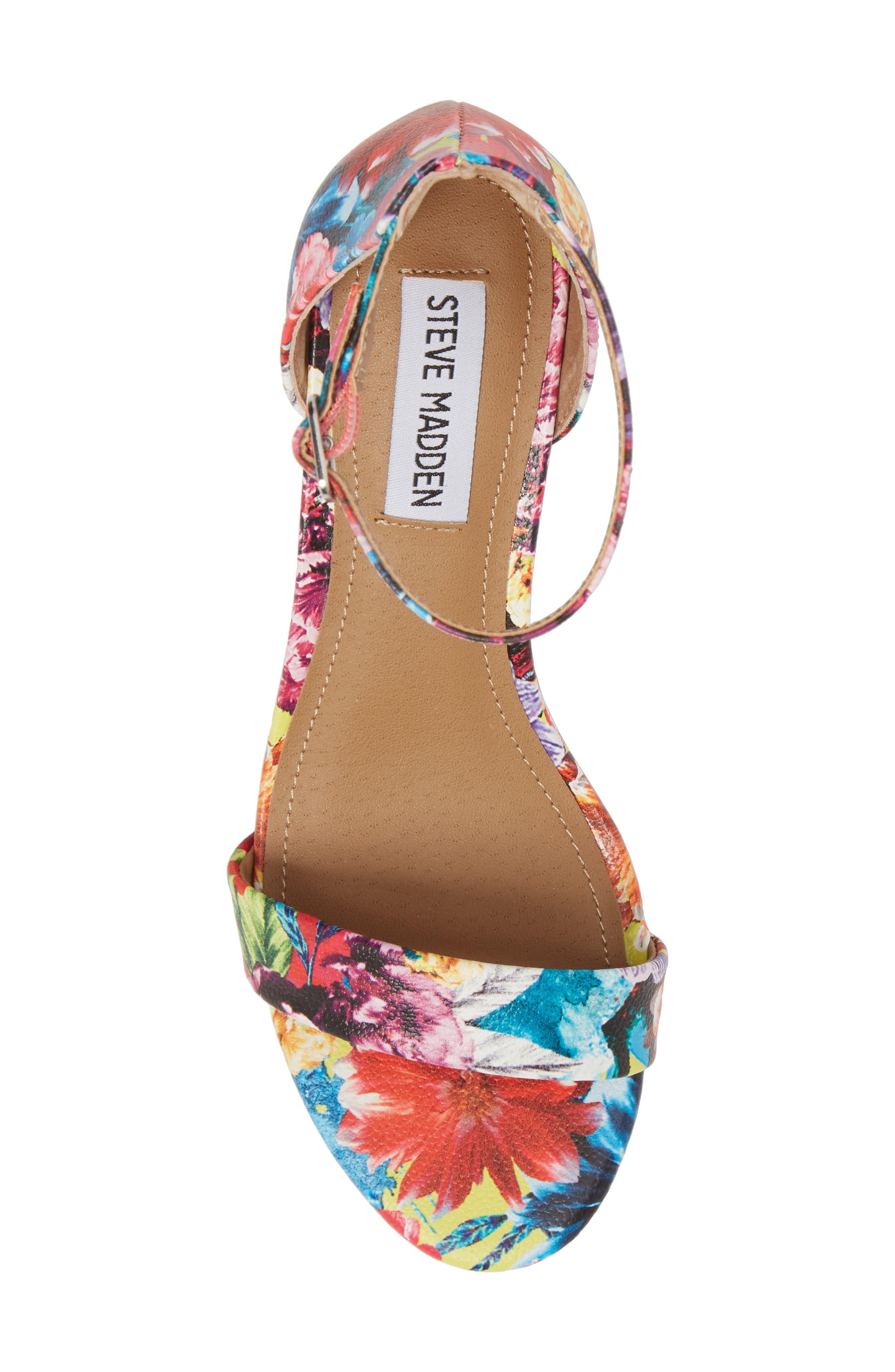 Alternate Image 10  - Steve Madden Irenee Ankle Strap Sandal (Women)
