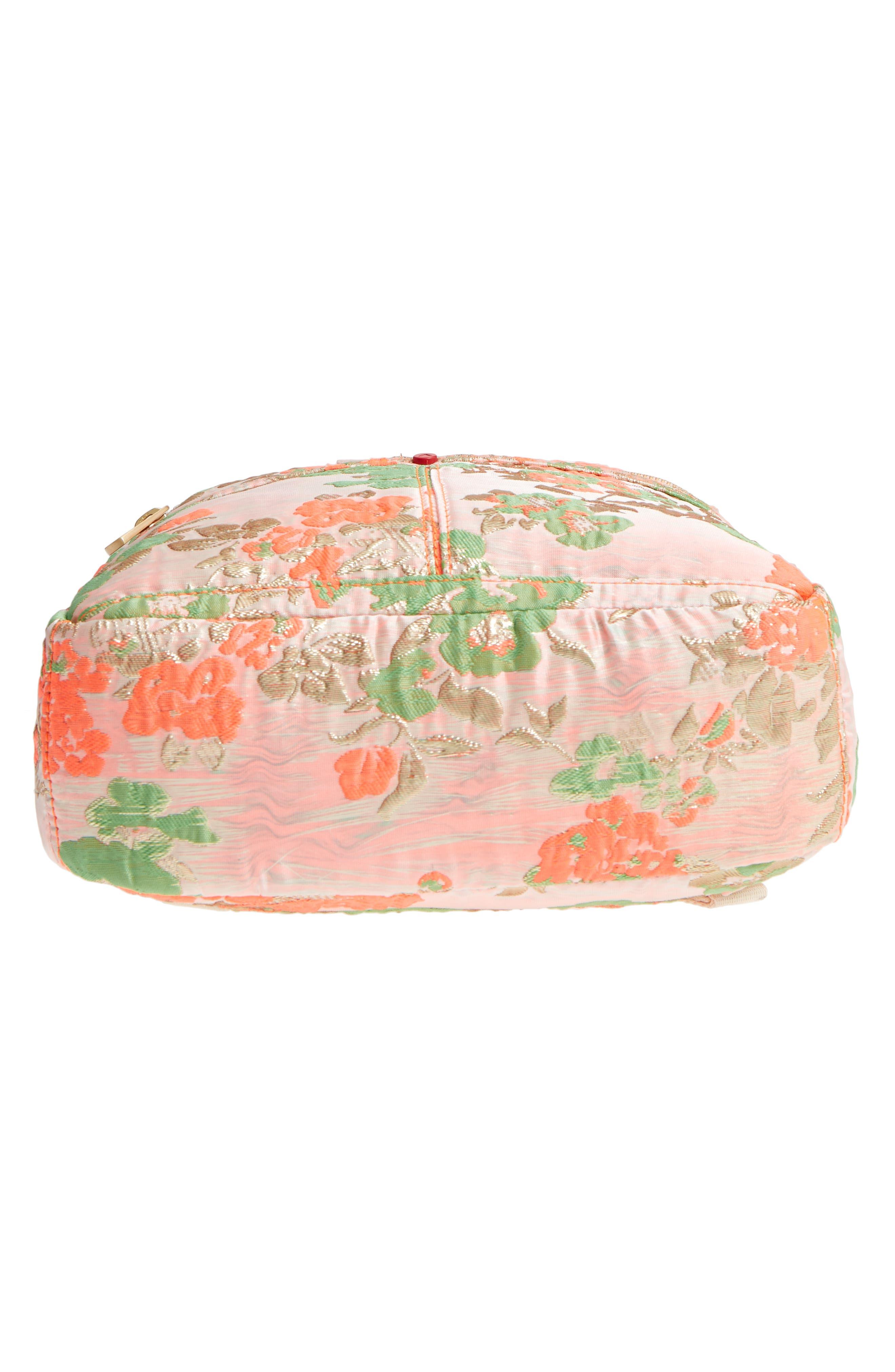Alternate Image 6  - STATE Bags Mini Kane Brocade Backpack