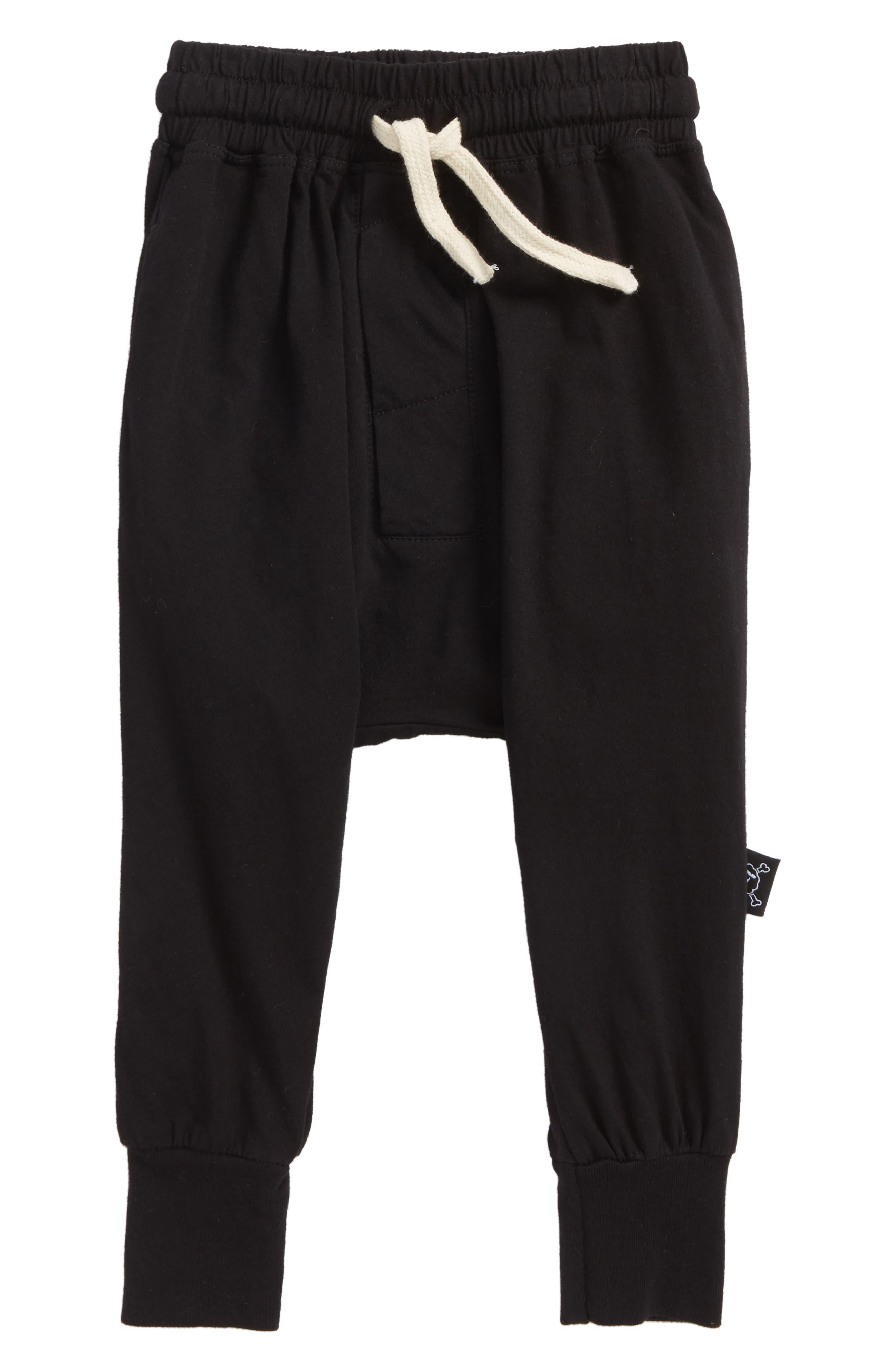 Jogger Pants,                             Main thumbnail 1, color,                             Black