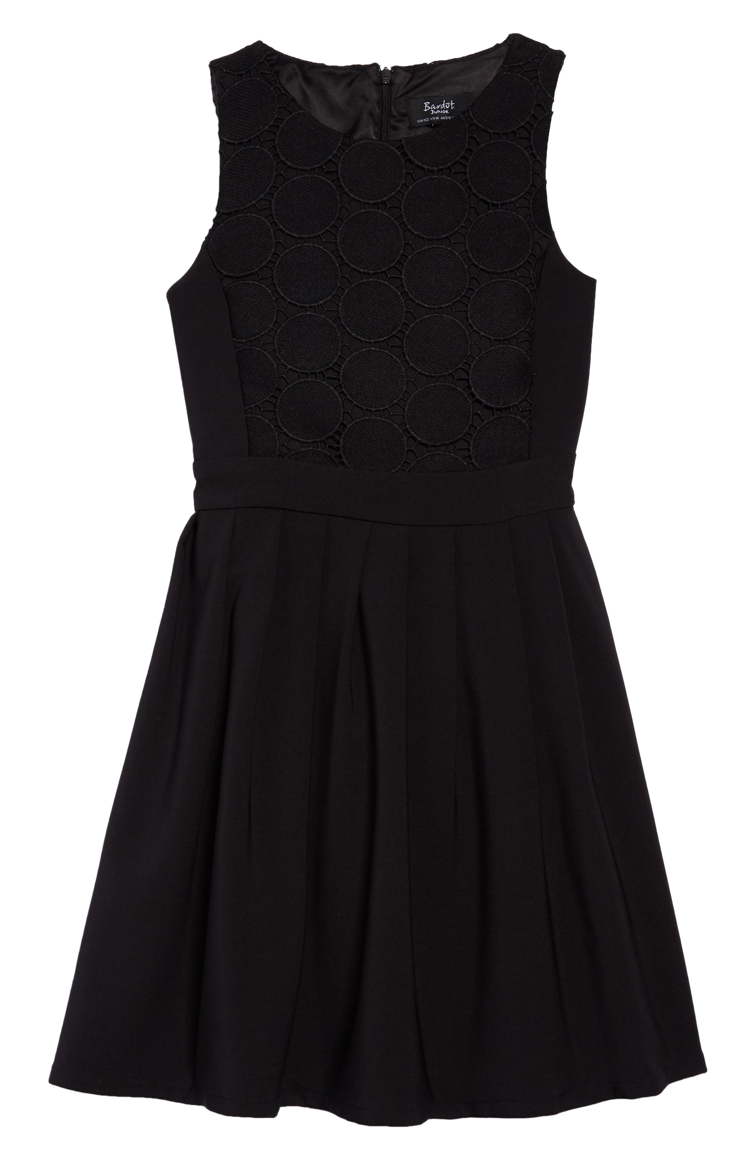 Miami Dress,                             Main thumbnail 1, color,                             Black