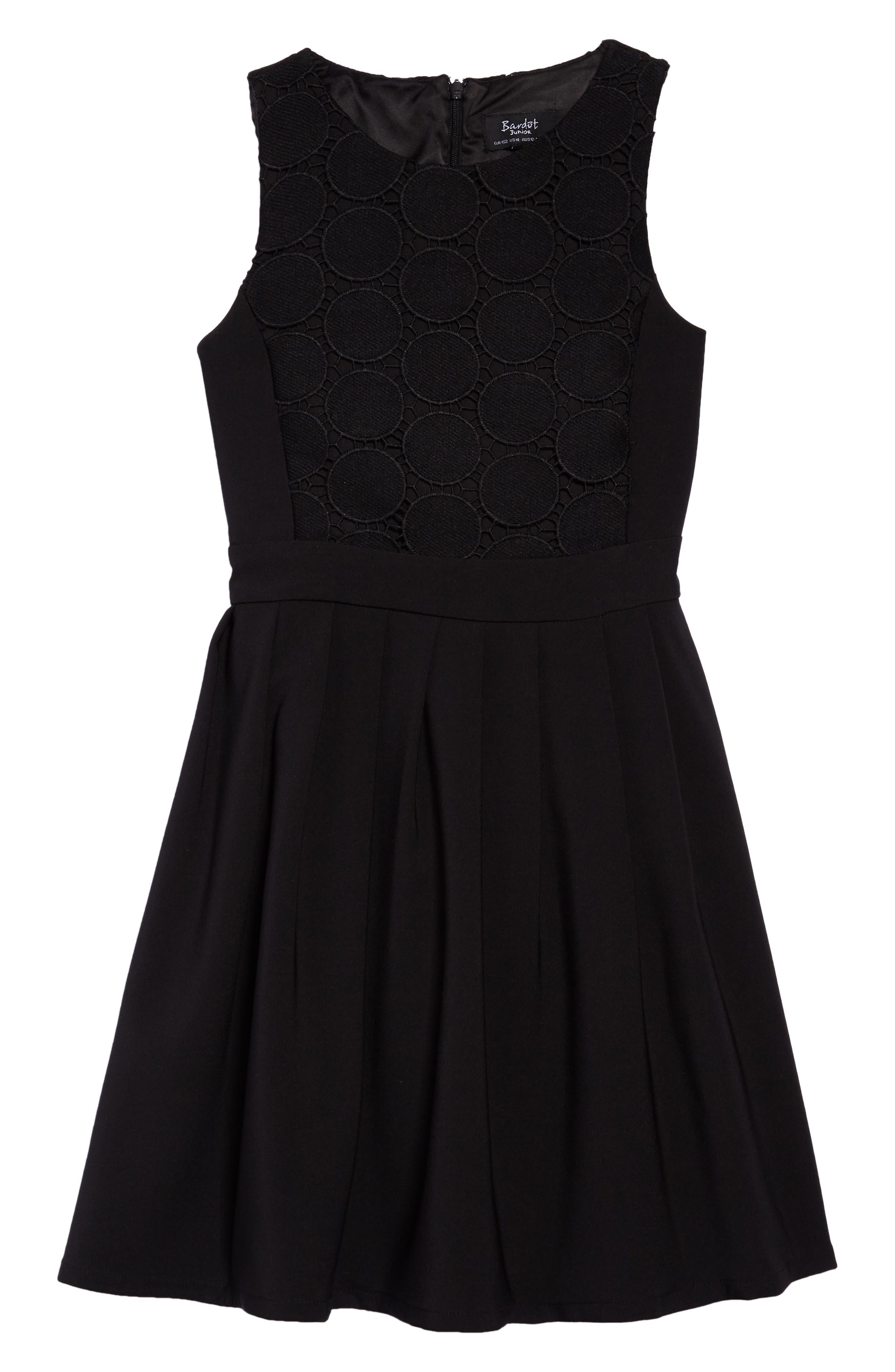 Miami Dress,                         Main,                         color, Black