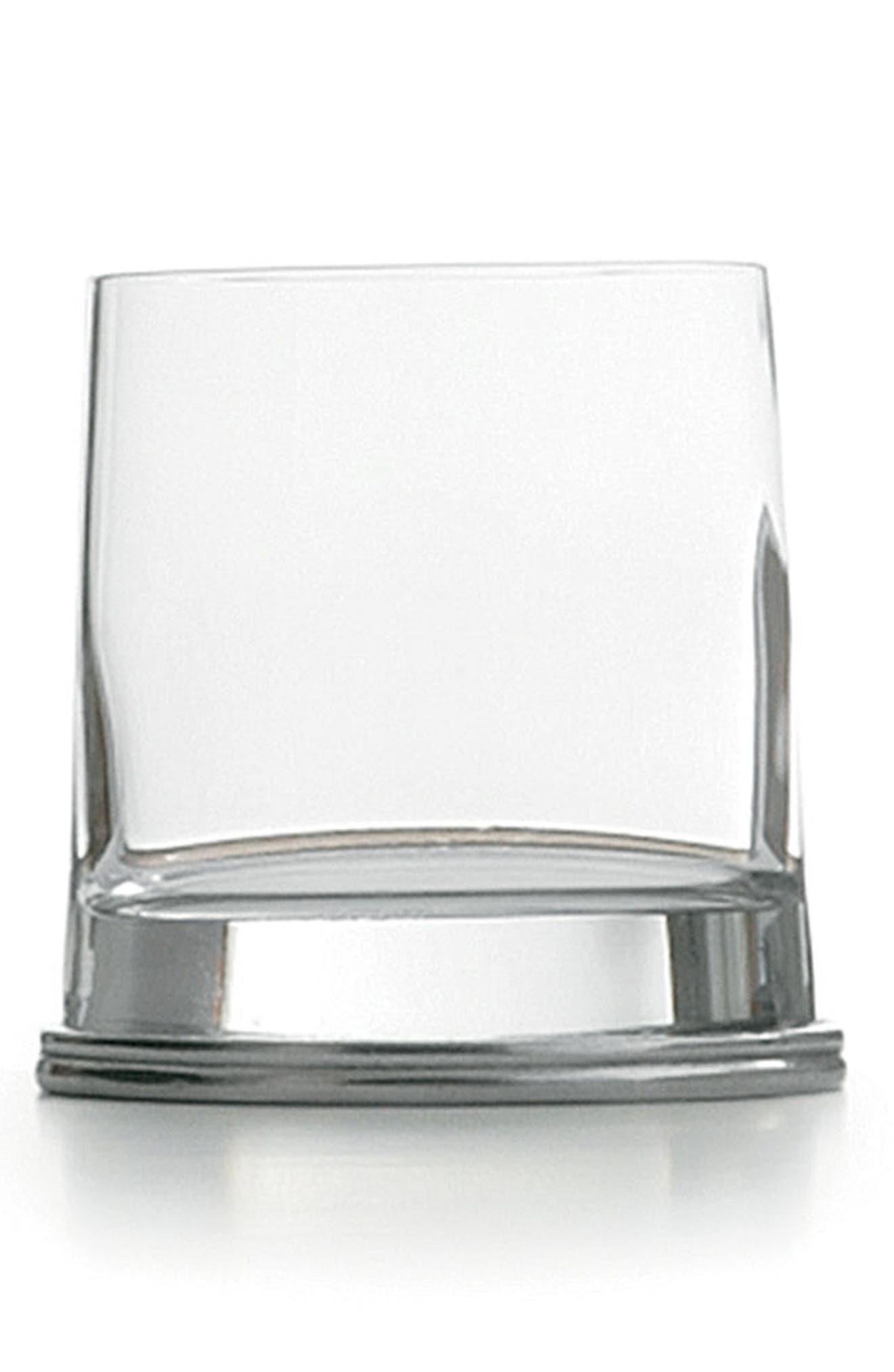 Arte Italica Milano Double Old-Fashioned Glass