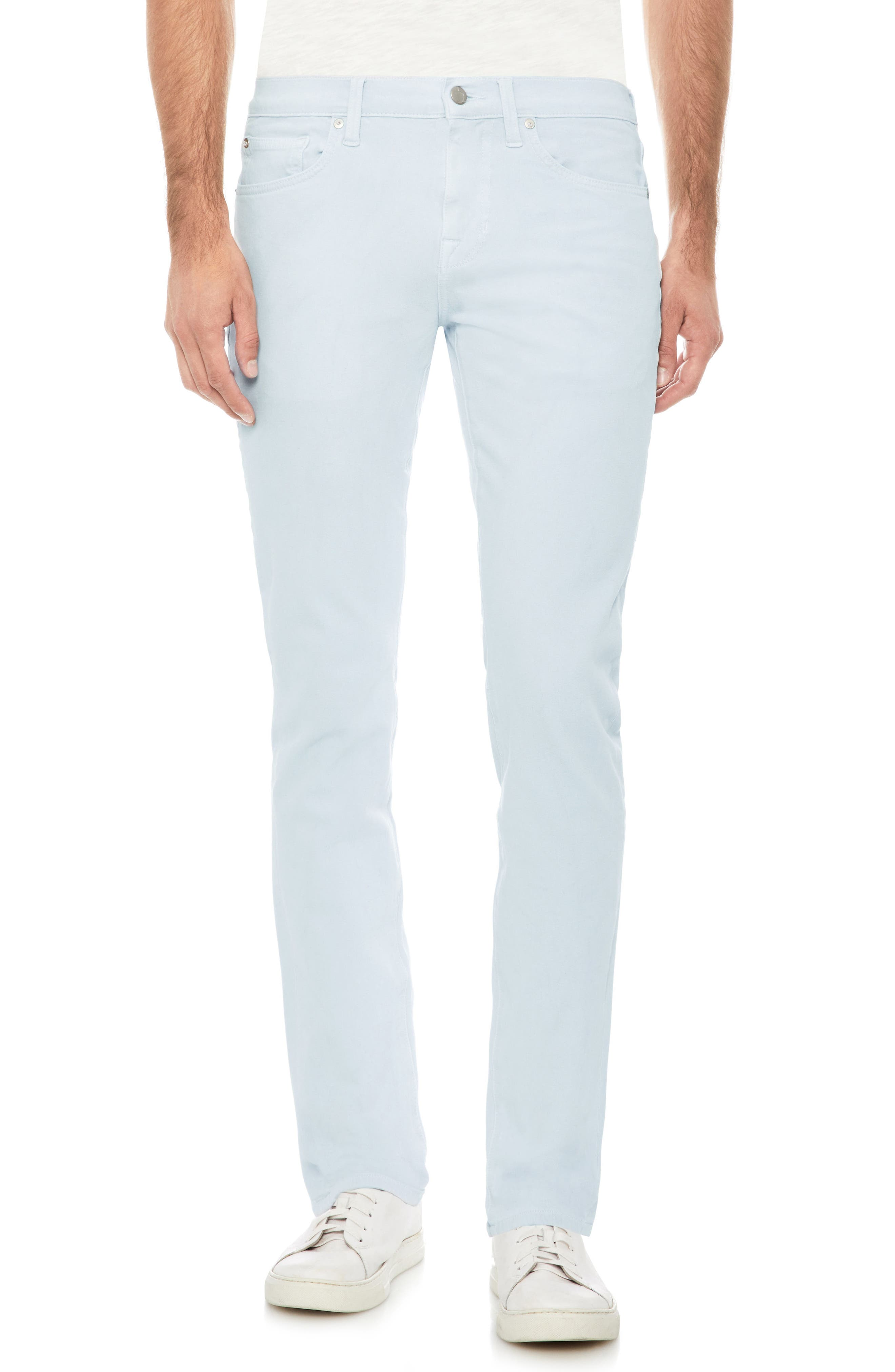 Slim Fit Jeans,                         Main,                         color, Grey Day