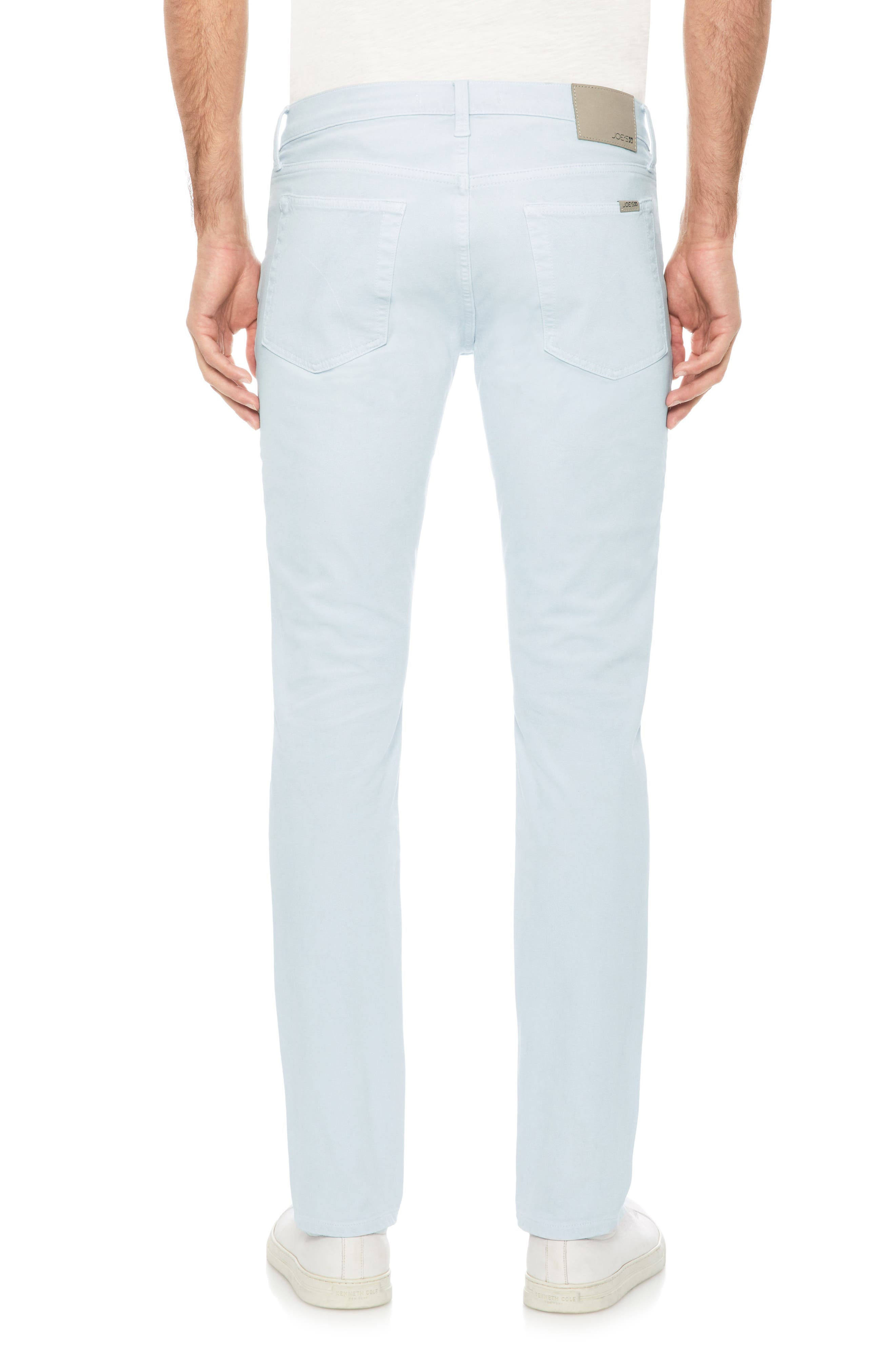 Slim Fit Jeans,                             Alternate thumbnail 2, color,                             Grey Day