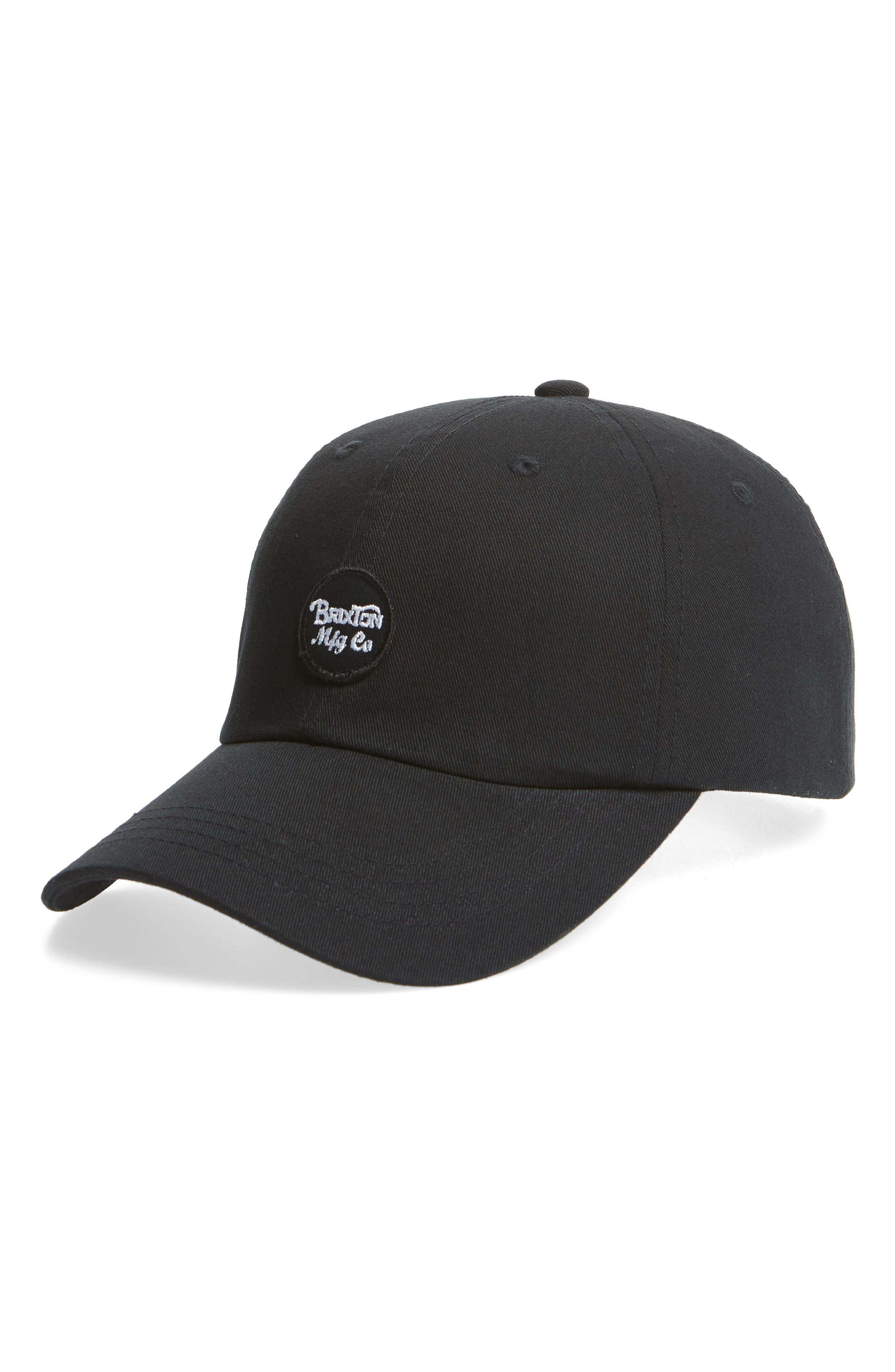 Brixton Wheeler Dad Ball Cap