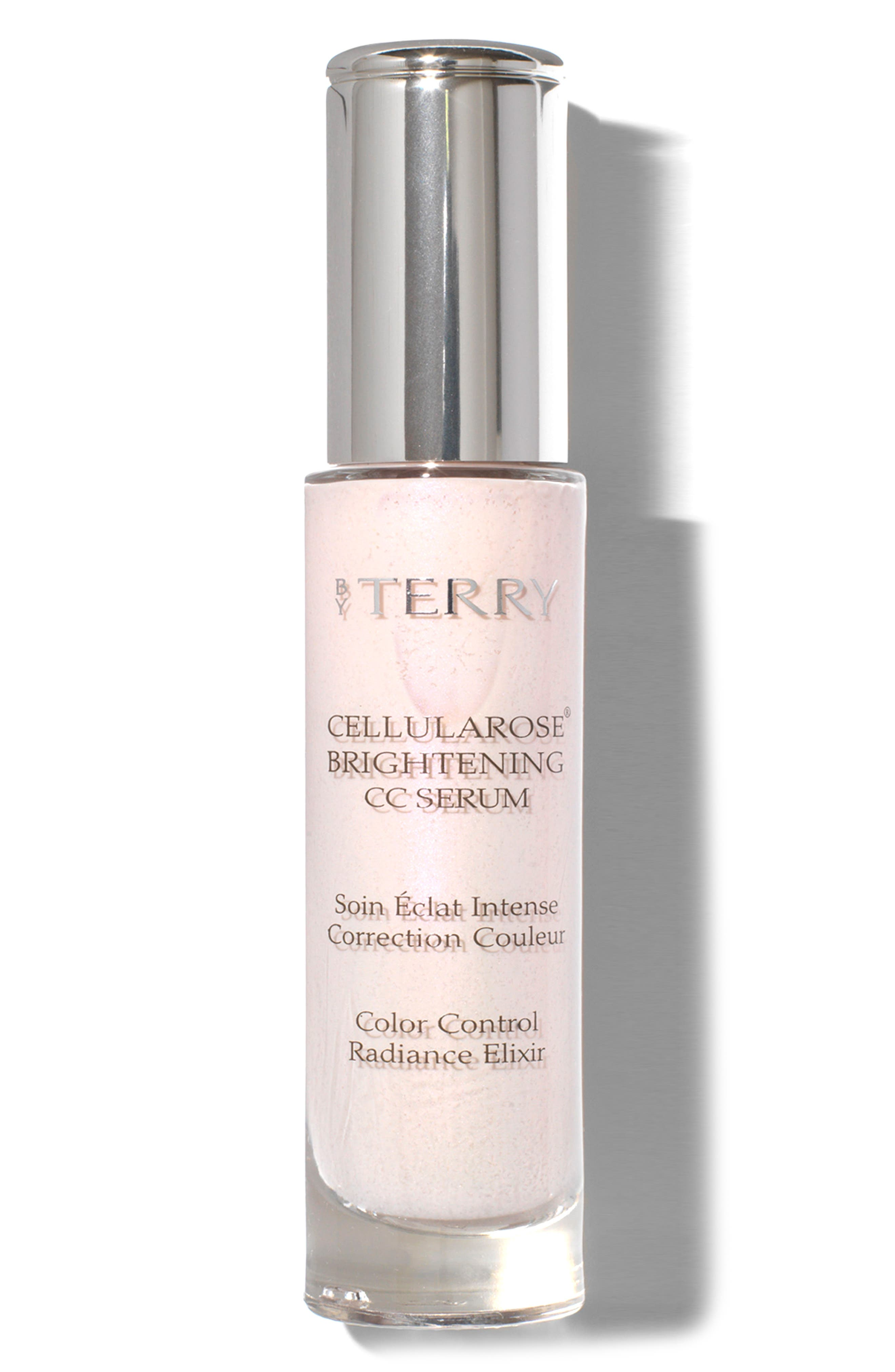 SPACE.NK.apothecary By Terry Cellularose<sup>®</sup> Brightening CC Lumi-Serum,                             Main thumbnail 1, color,                             Rose Elixir