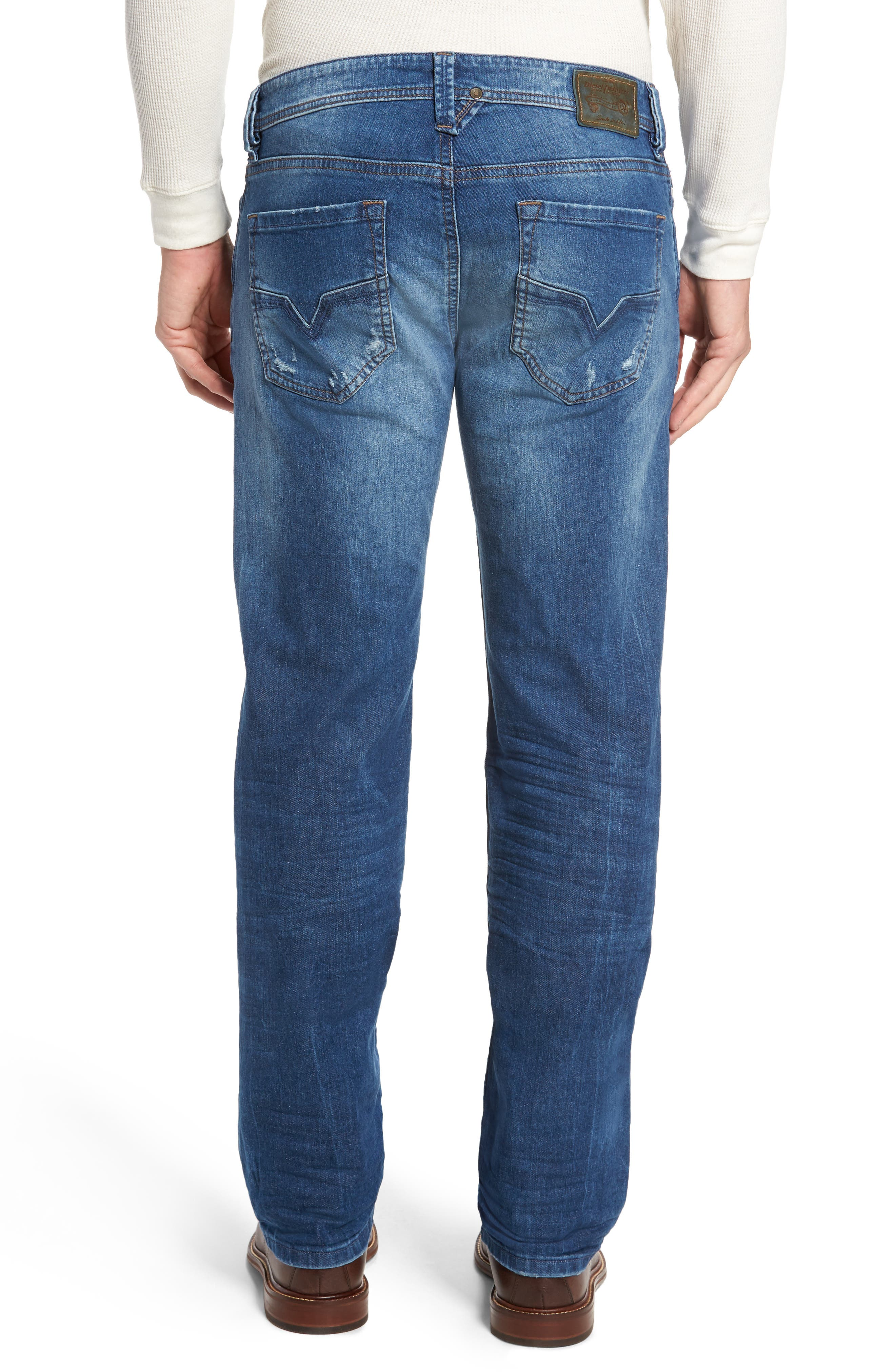 Larkee Relaxed Fit Jeans,                             Alternate thumbnail 2, color,                             C84ky