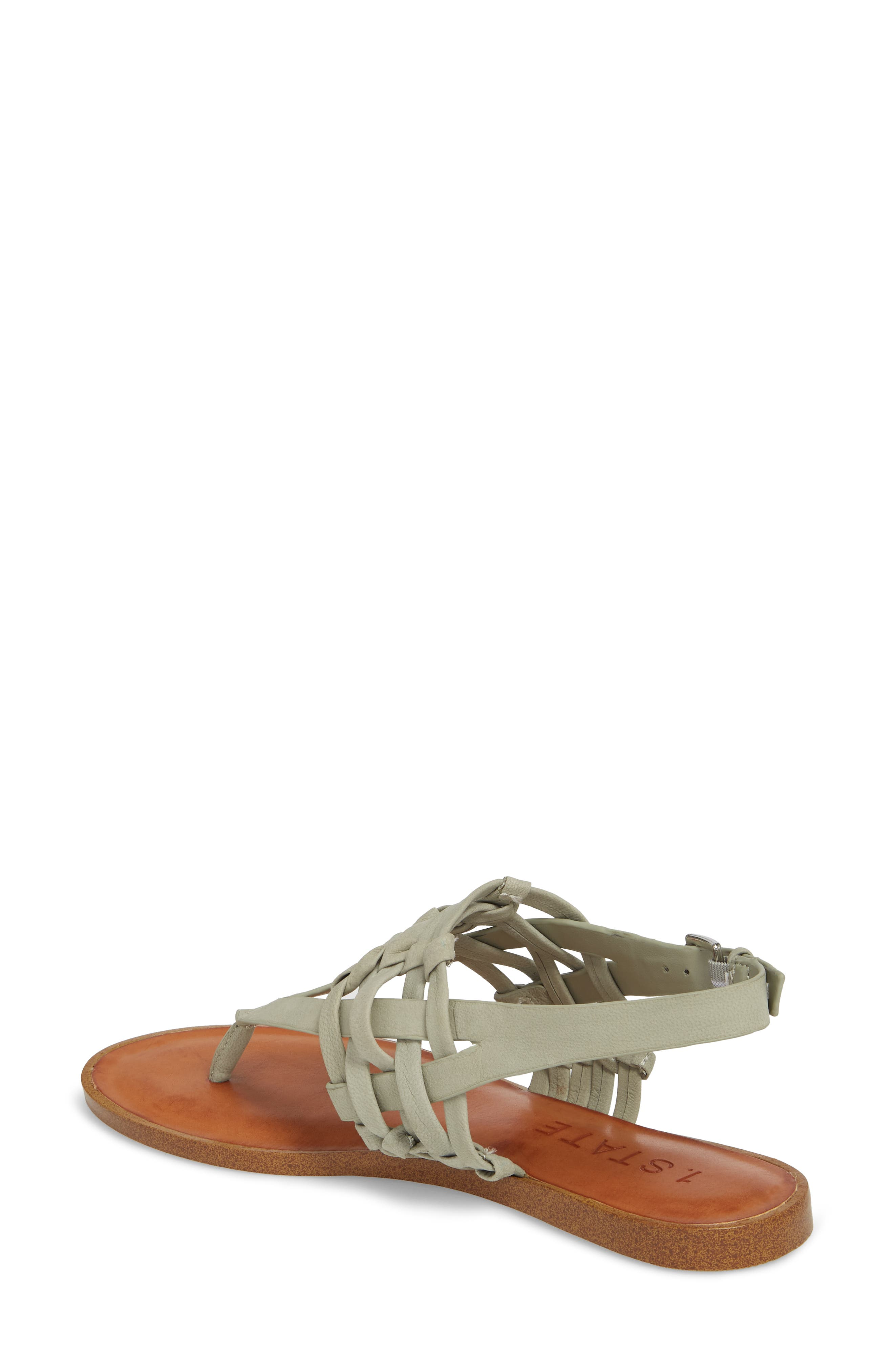 Lenn Sandal,                             Alternate thumbnail 2, color,                             Nettle Nubuck Leather