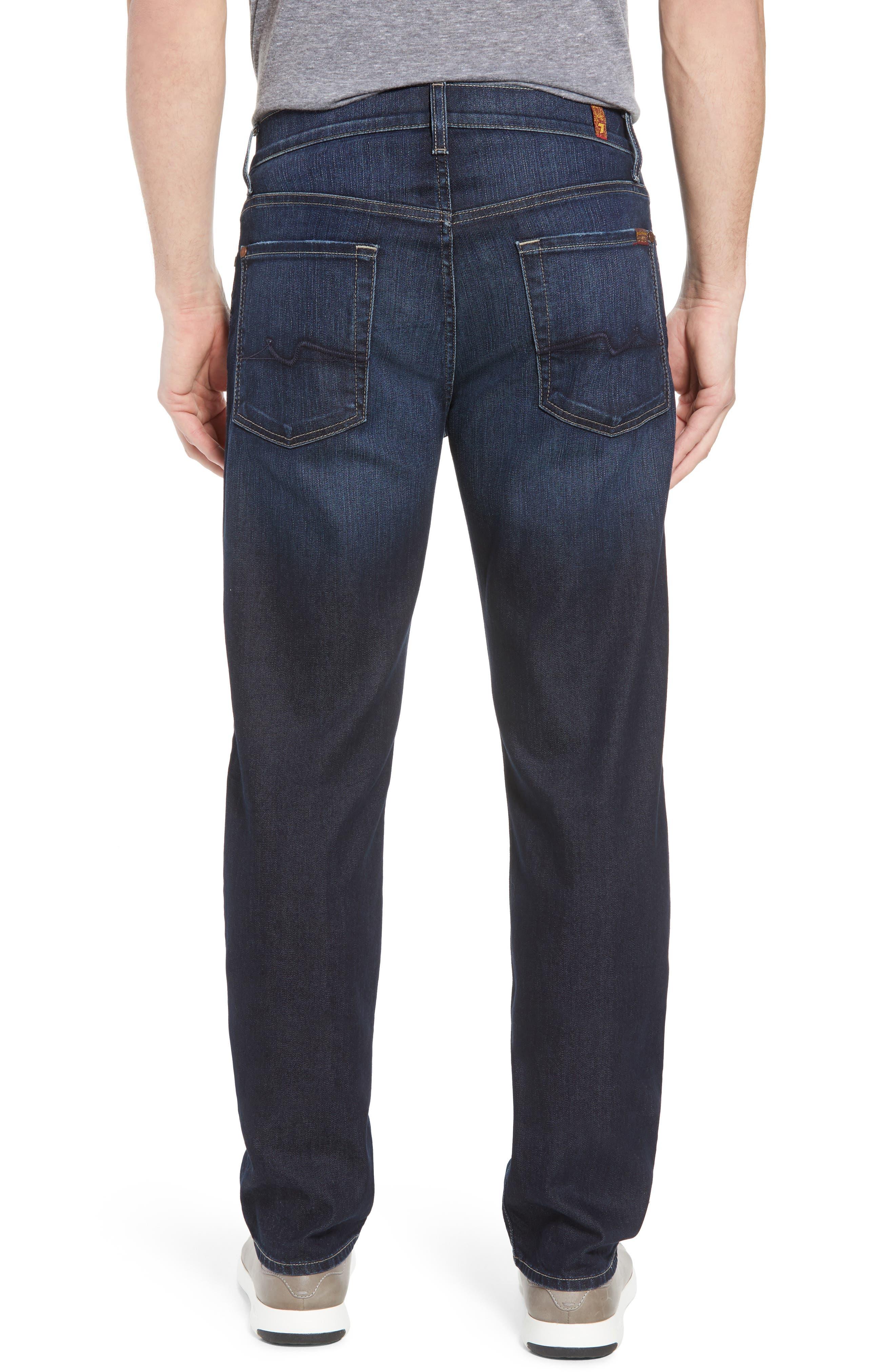 Airweft Standard Straight Leg Jeans,                             Alternate thumbnail 2, color,                             Concierge