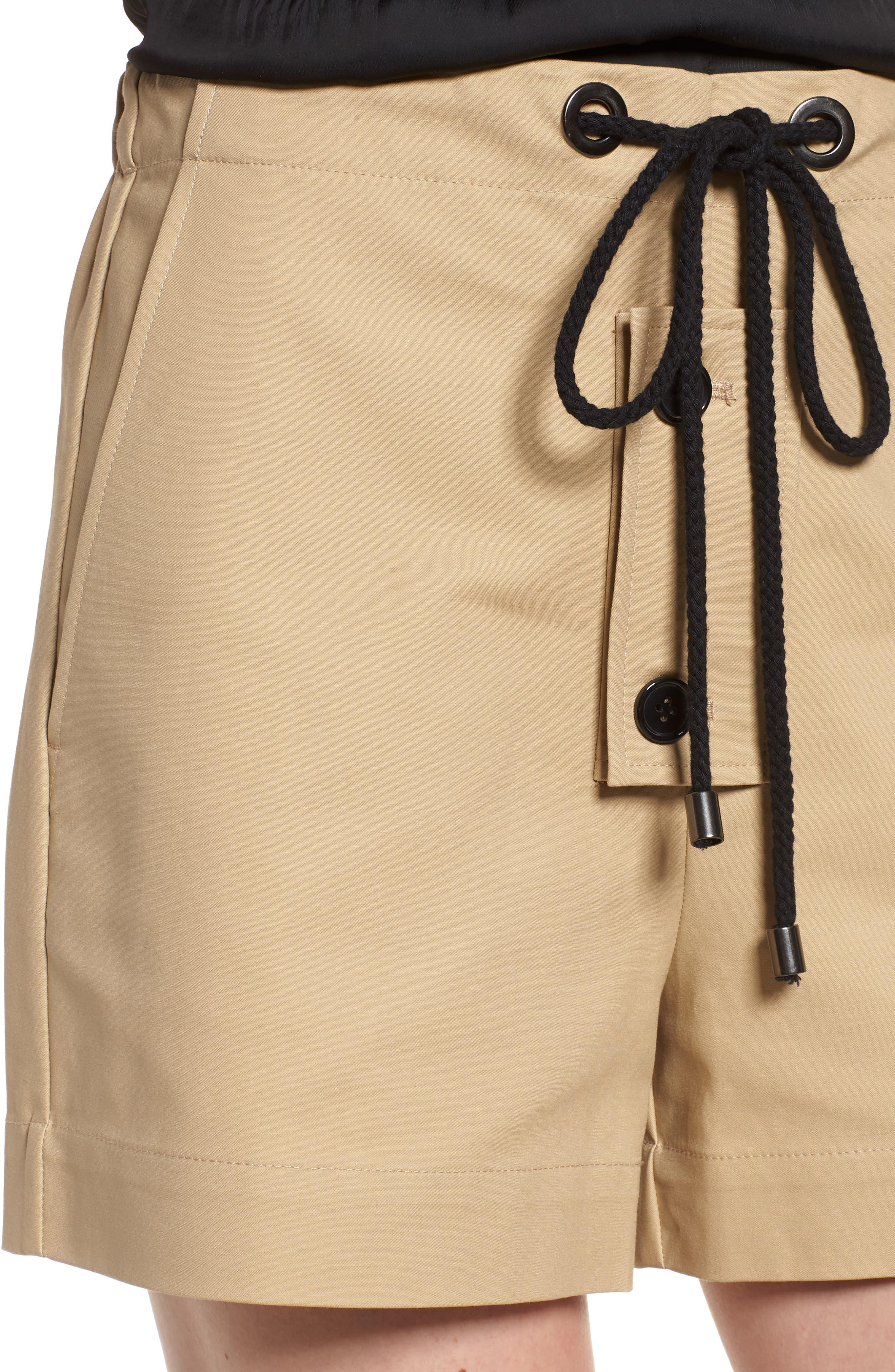 Park South Shorts,                             Alternate thumbnail 4, color,                             Beige