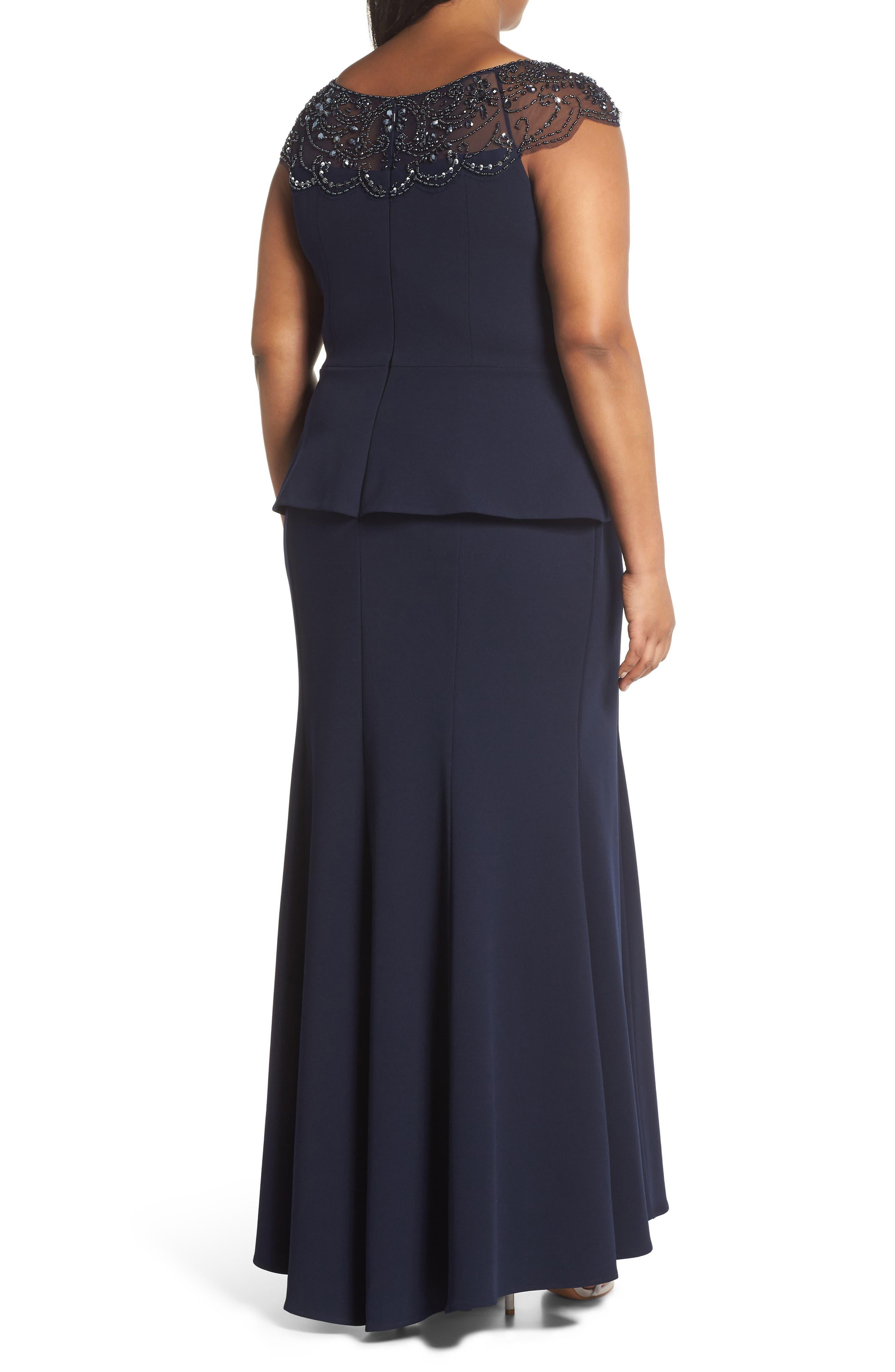 Women\'s Xscape Plus-Size Dresses   Nordstrom