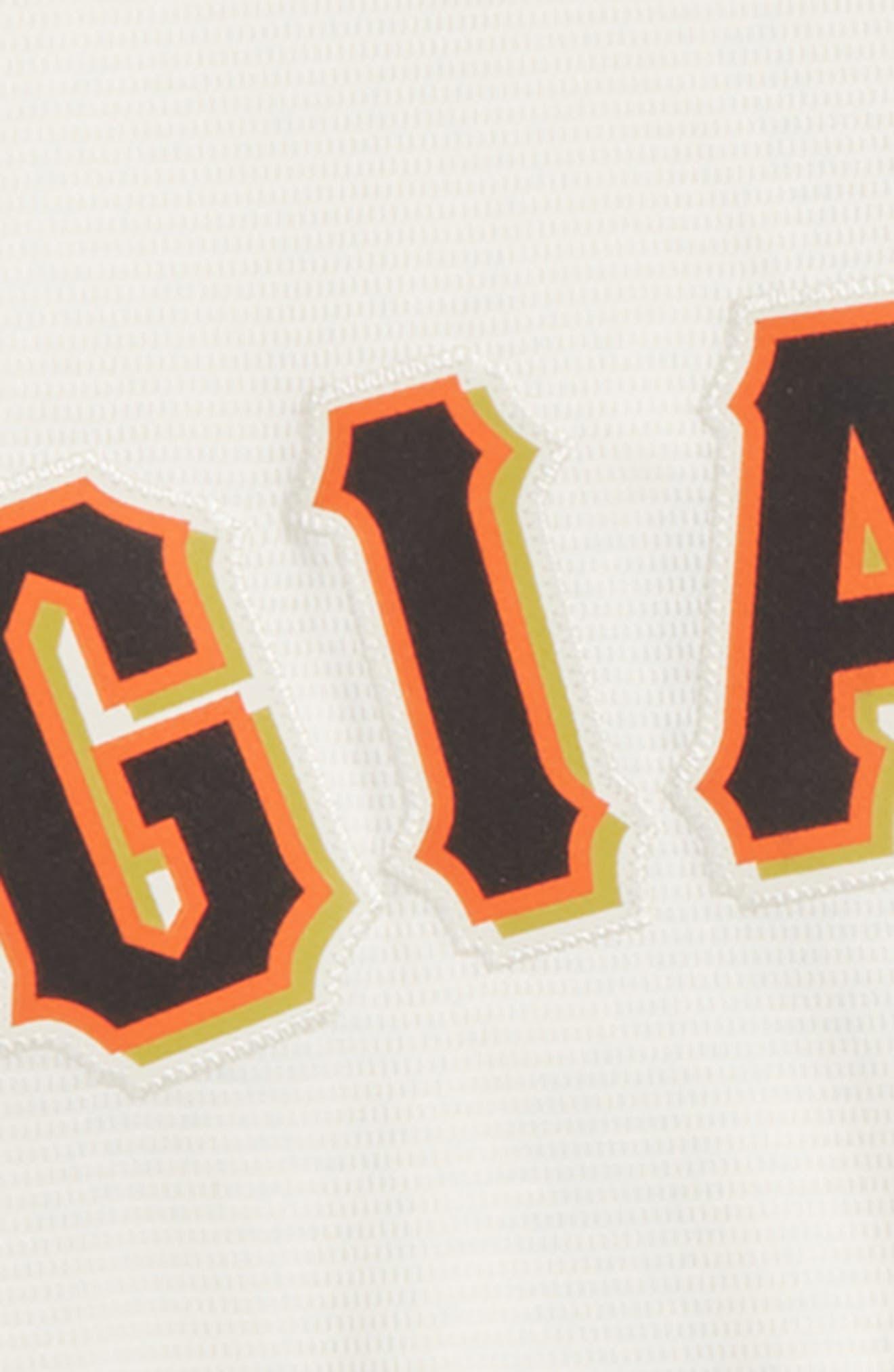 San Francisco Giants - Buster Posey Baseball Jersey,                             Alternate thumbnail 3, color,                             White