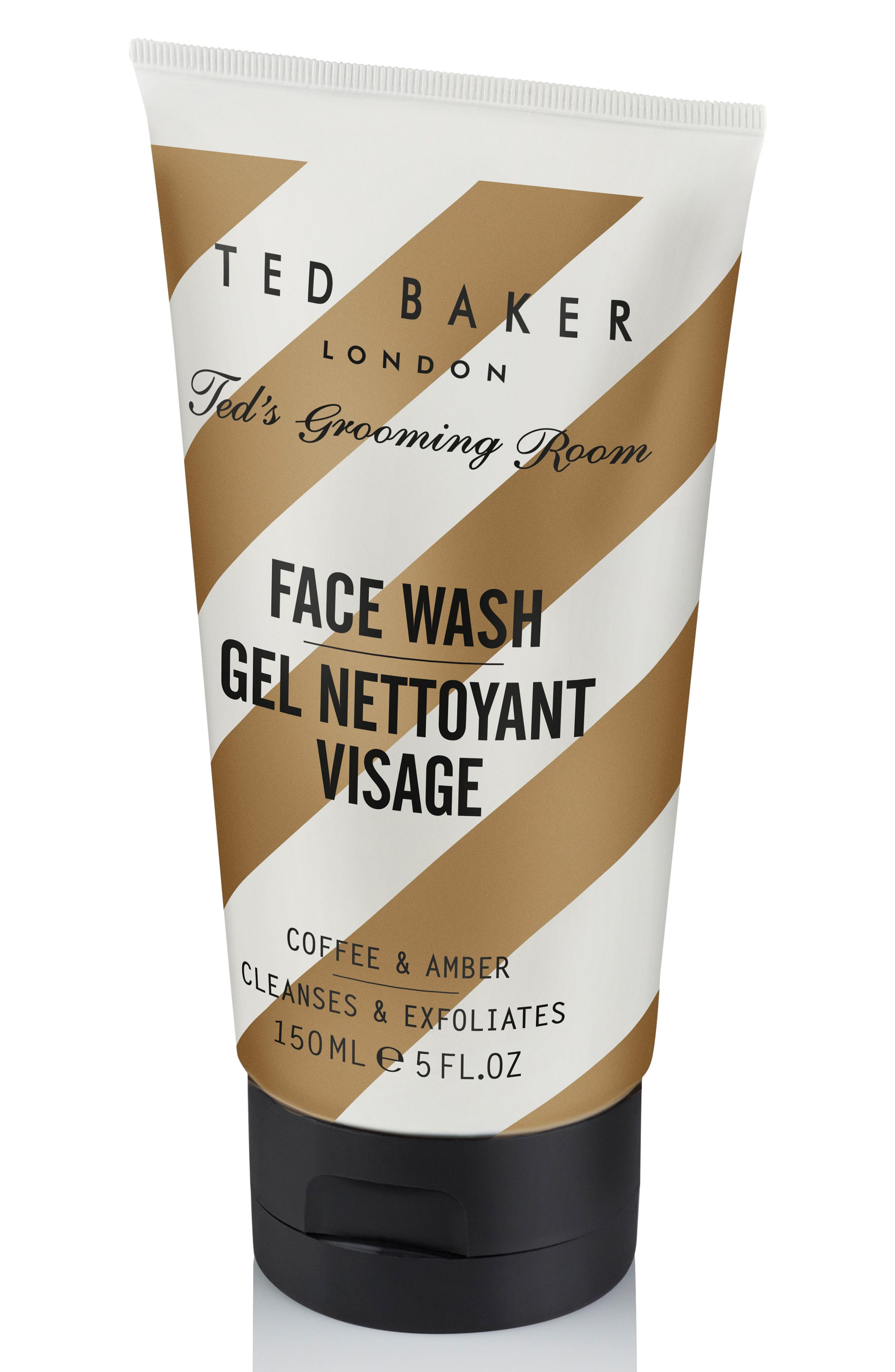 Ted's Grooming Room Face Wash,                             Alternate thumbnail 3, color,                             No Color