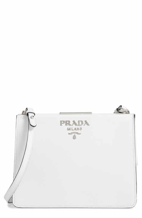 4aaca64628fff Prada Small Frame Saffiano   City Calfskin Leather Shoulder Bag