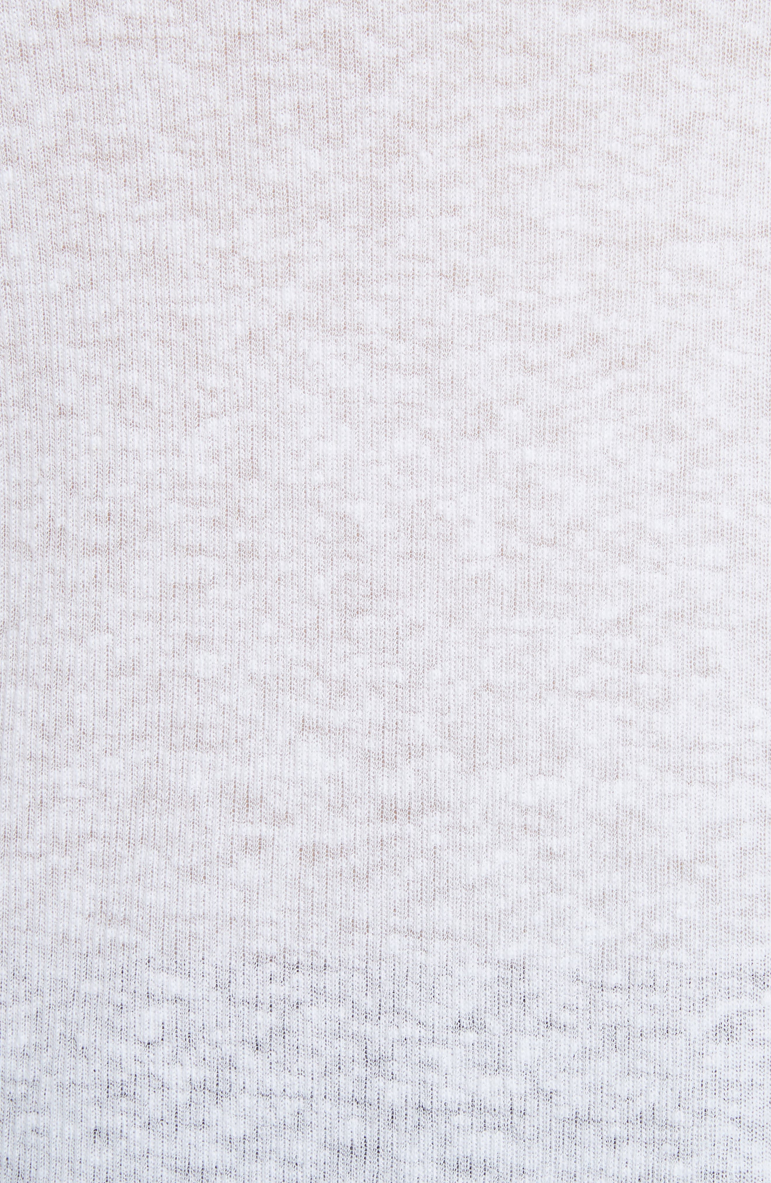 Lexington Jersey Hoodie,                             Alternate thumbnail 5, color,                             White