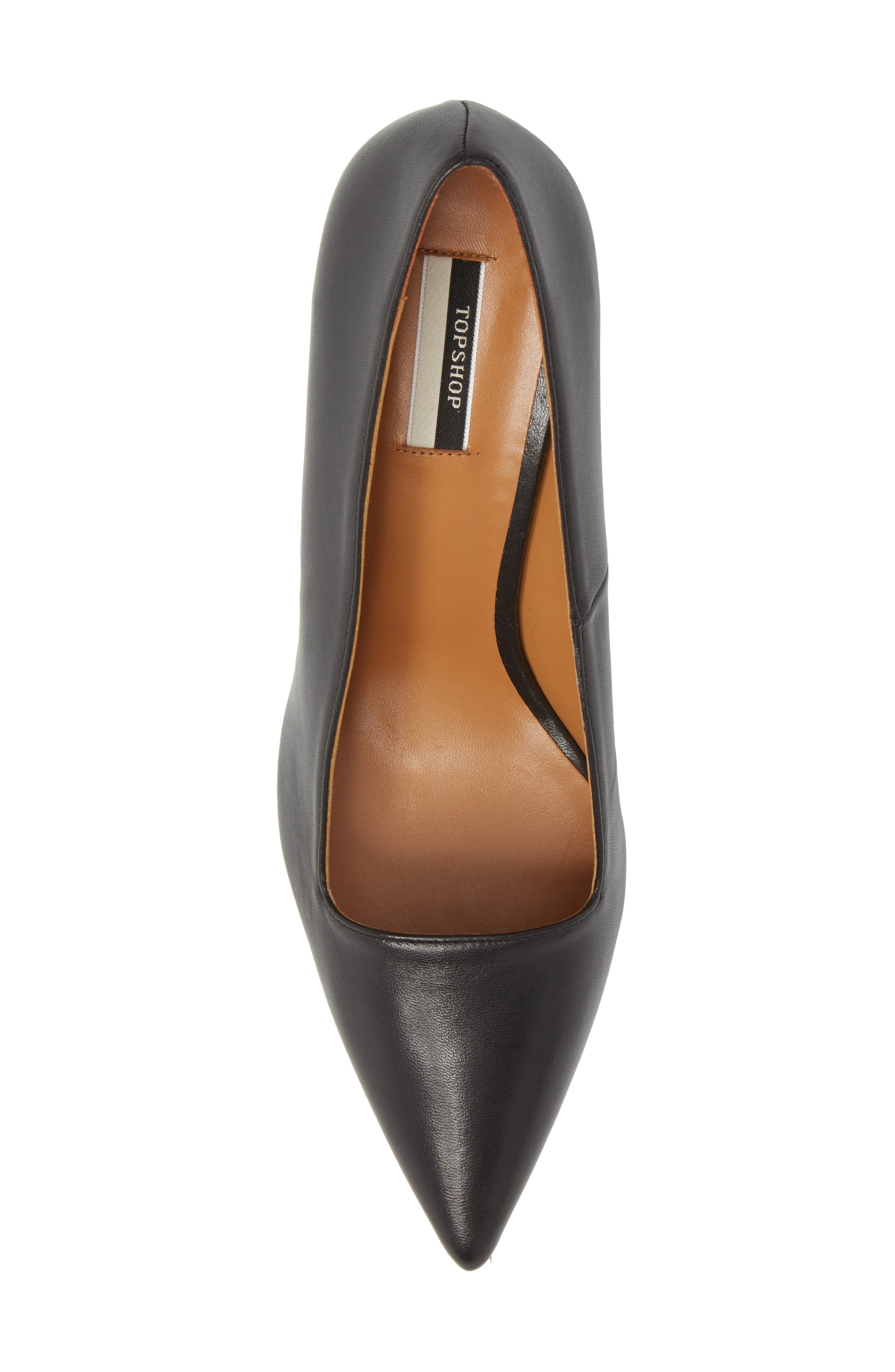 Jubilee Pointy Toe Pump,                             Alternate thumbnail 5, color,                             Black Multi