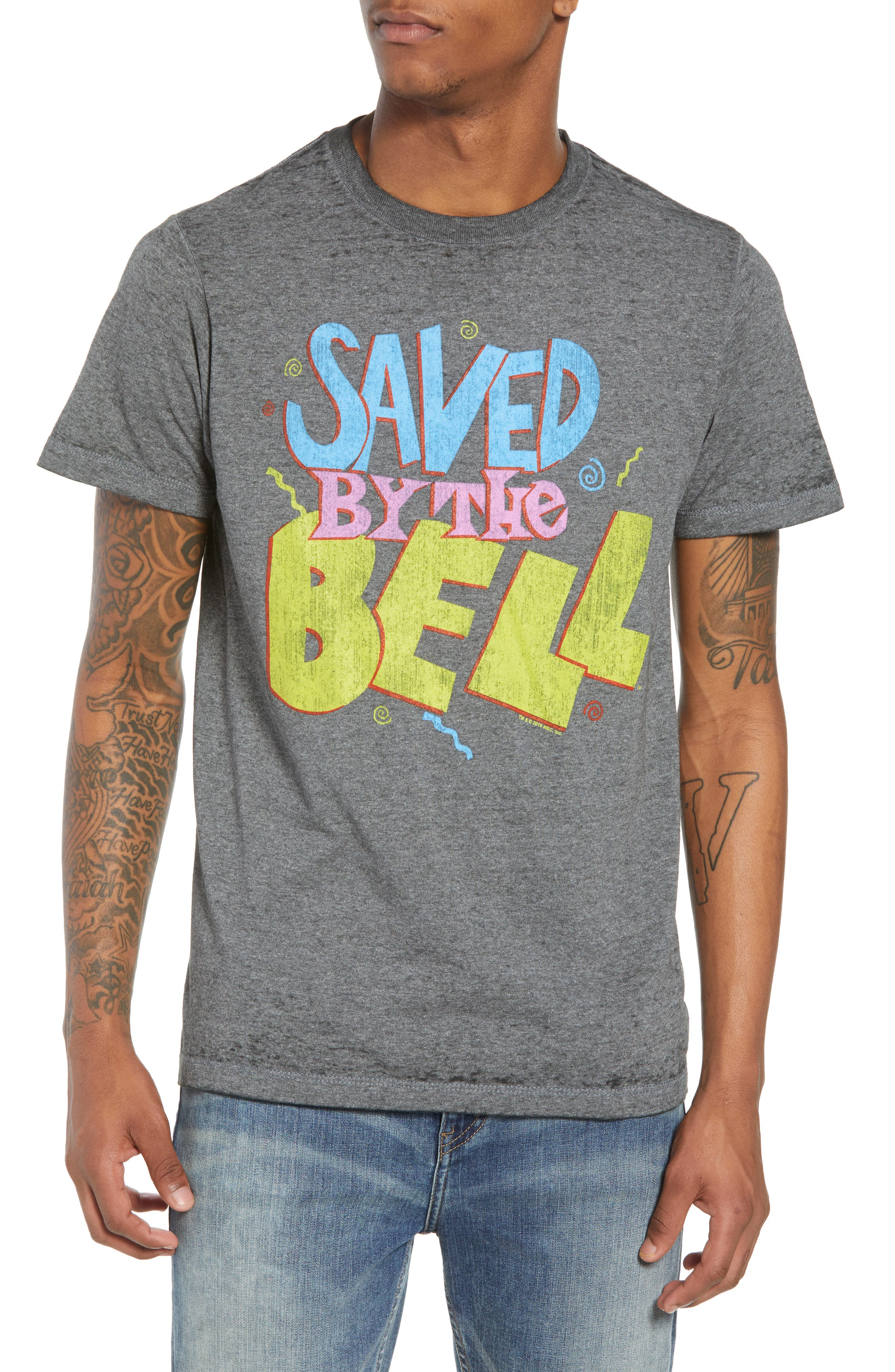 The Rail Saved by the Bell T-Shirt