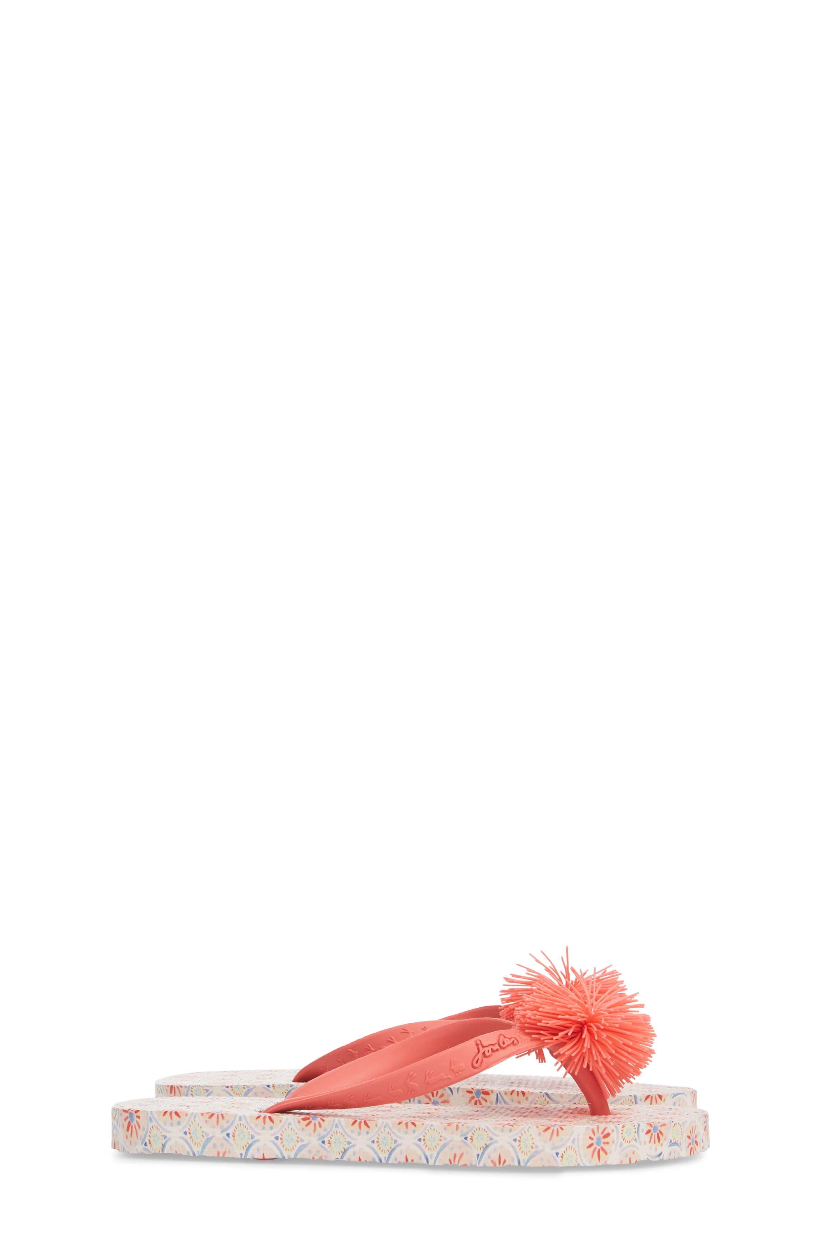 Alternate Image 4  - Joules Flip Flop (Toddler, Little Kid & Big Kid)