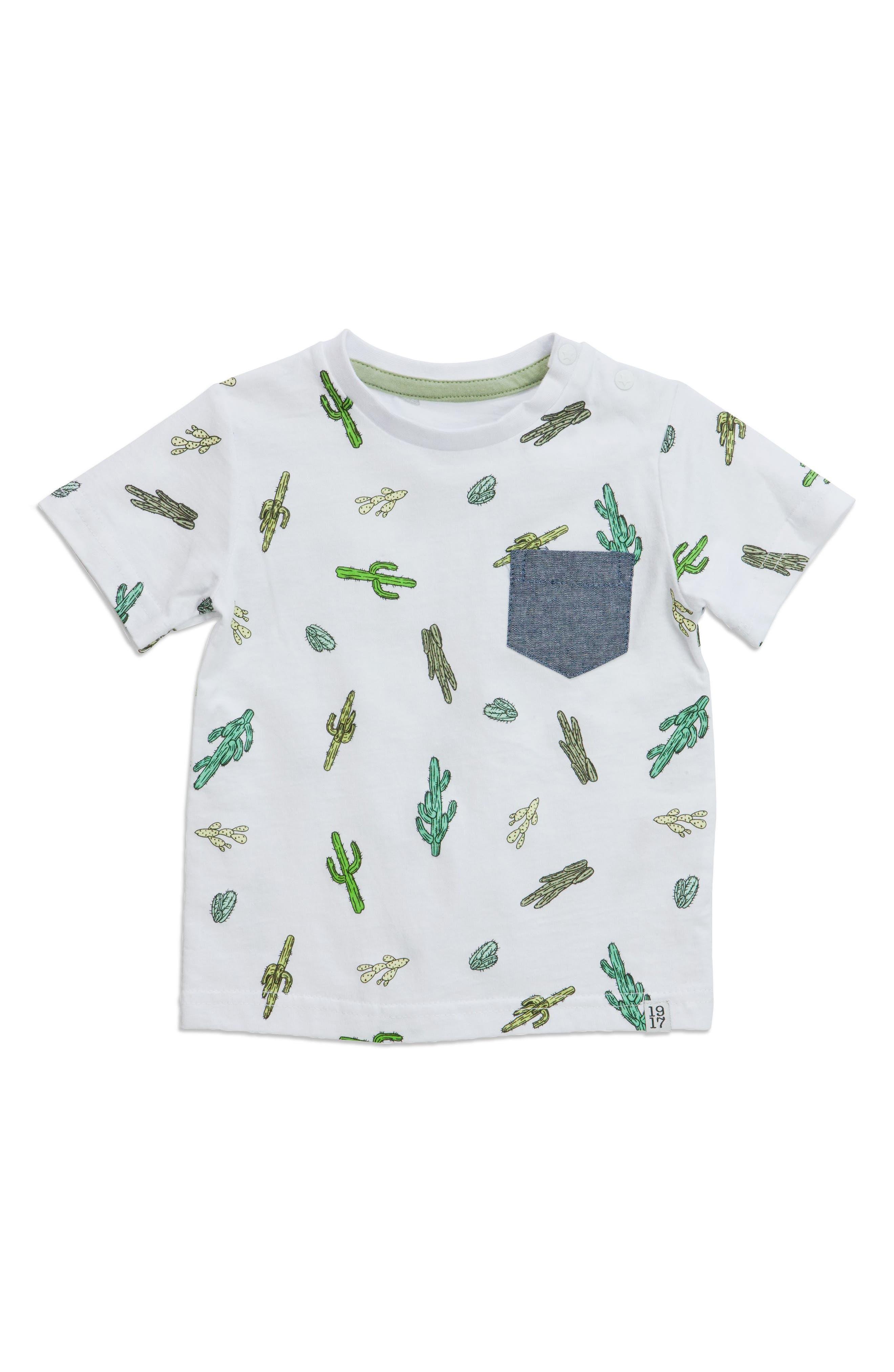 Stuart Print T-Shirt,                         Main,                         color, Stuart
