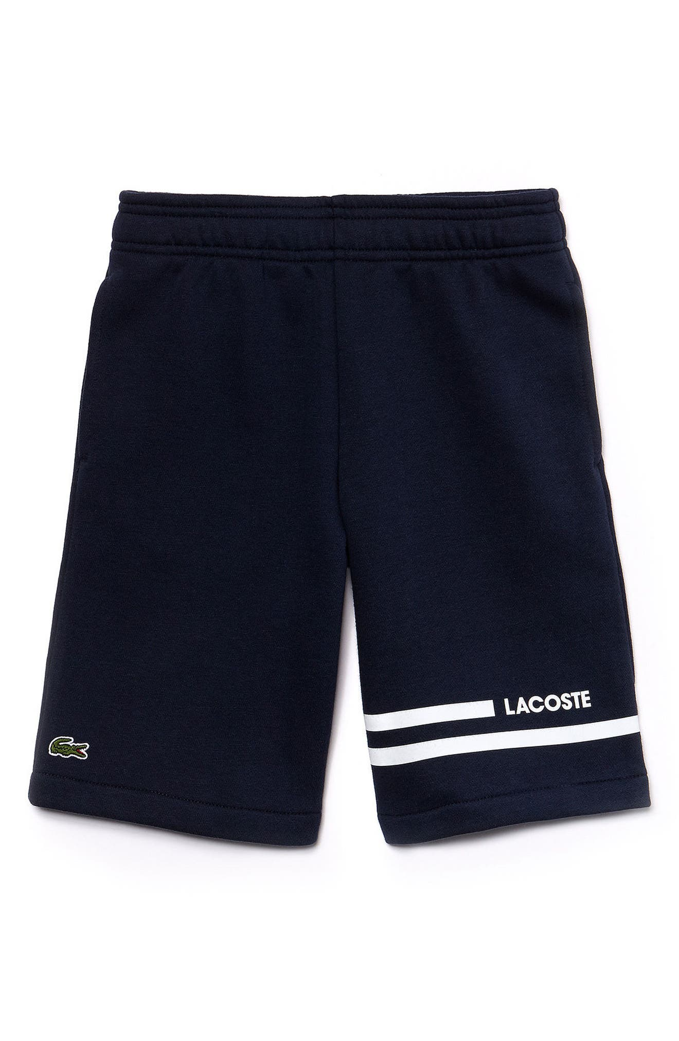 Lacoste Sport Knit Shorts (Toddler Boys & Little Boys)