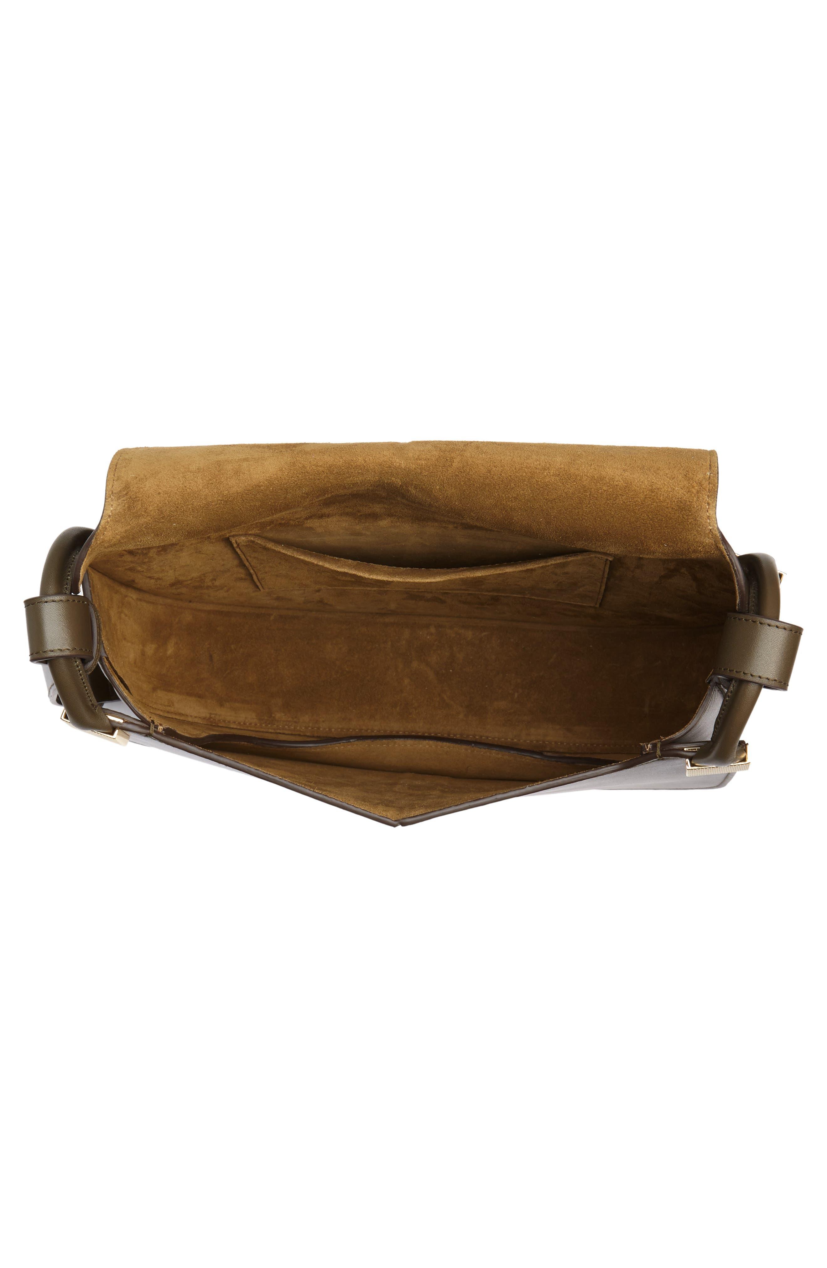 Alternate Image 4  - Victoria Beckham Half Moon Box Crossbody Bag