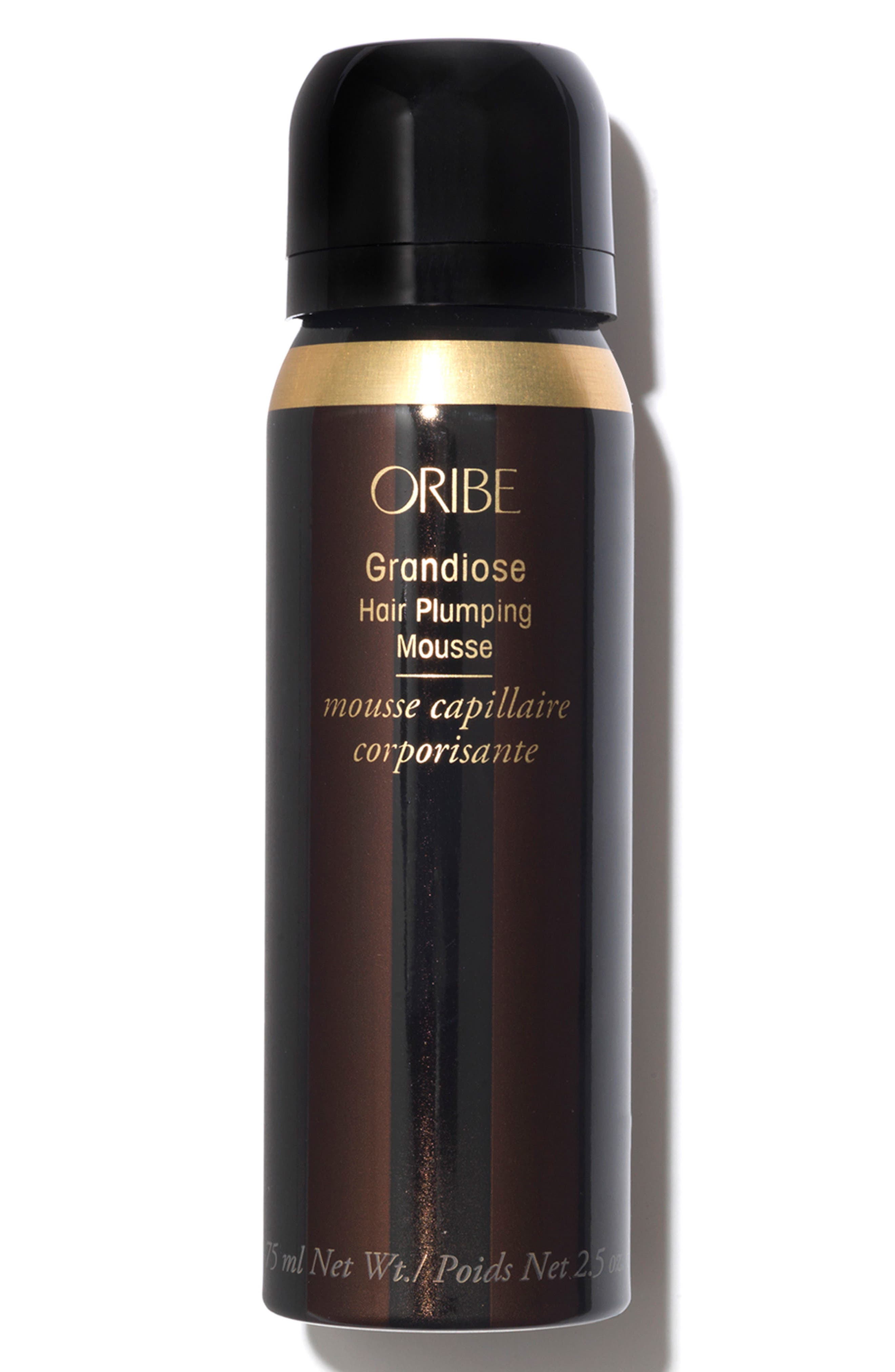 SPACE.NK.apothecary Oribe Grandiose Hair Plumping Mousse,                             Alternate thumbnail 3, color,                             No Color