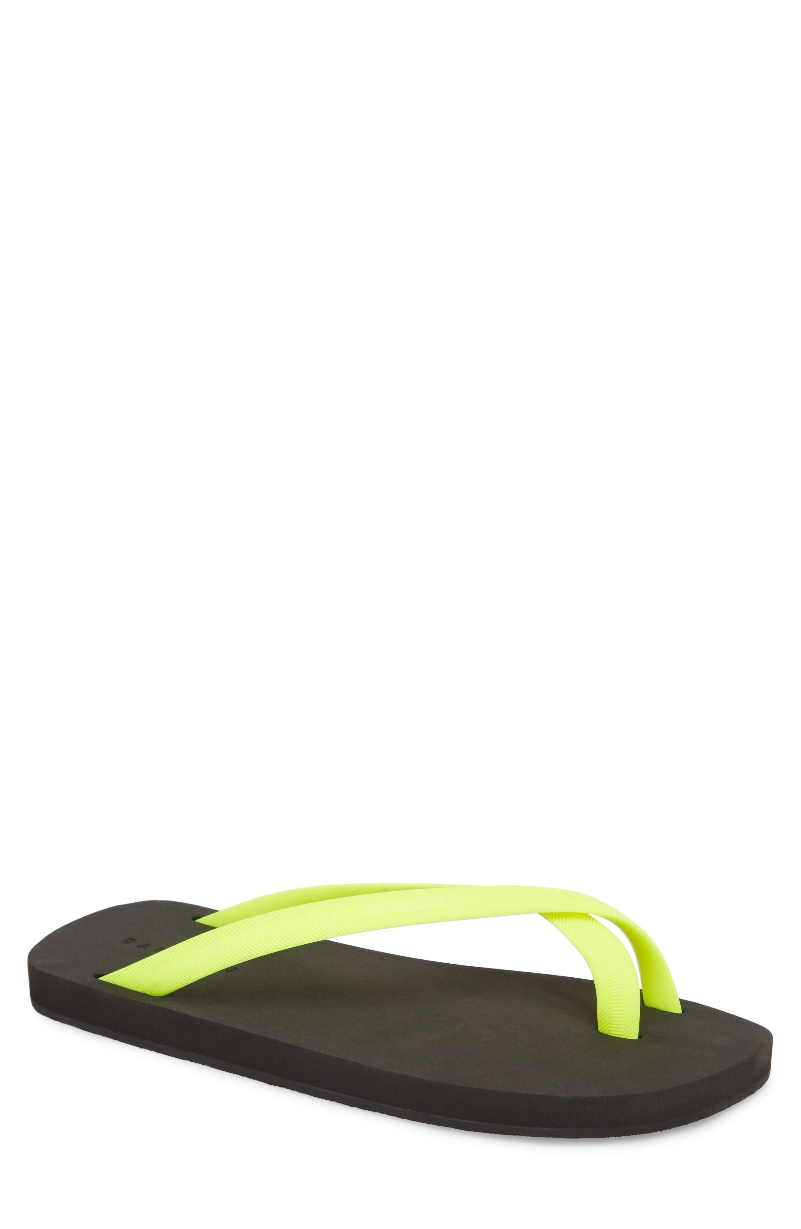 DANWARD Cross Toe Flip Flop (Men)
