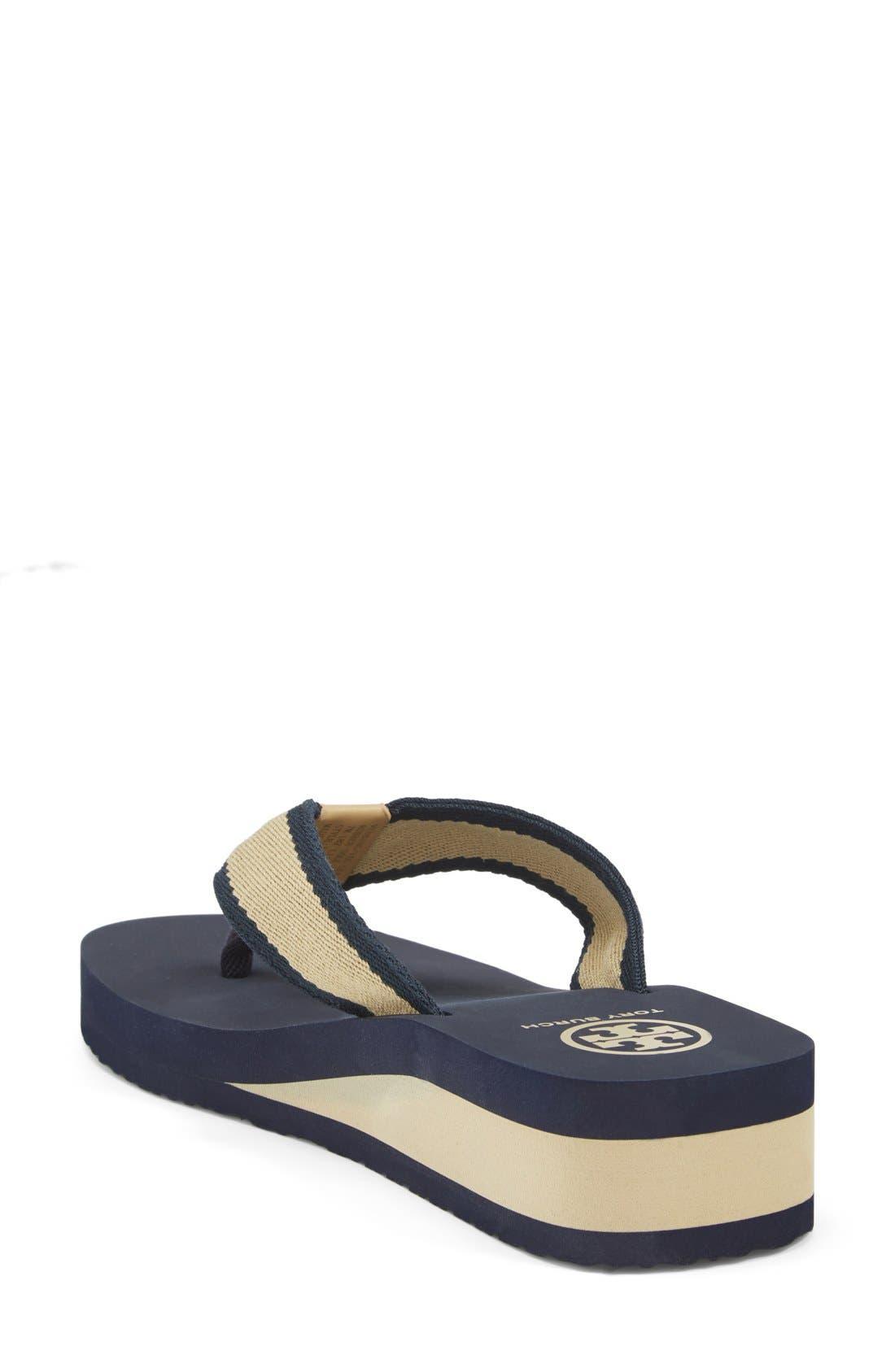 Alternate Image 2  - Tory Burch 'Frankie' Wedge Sandal (Women) (Nordstrom Exclusive)