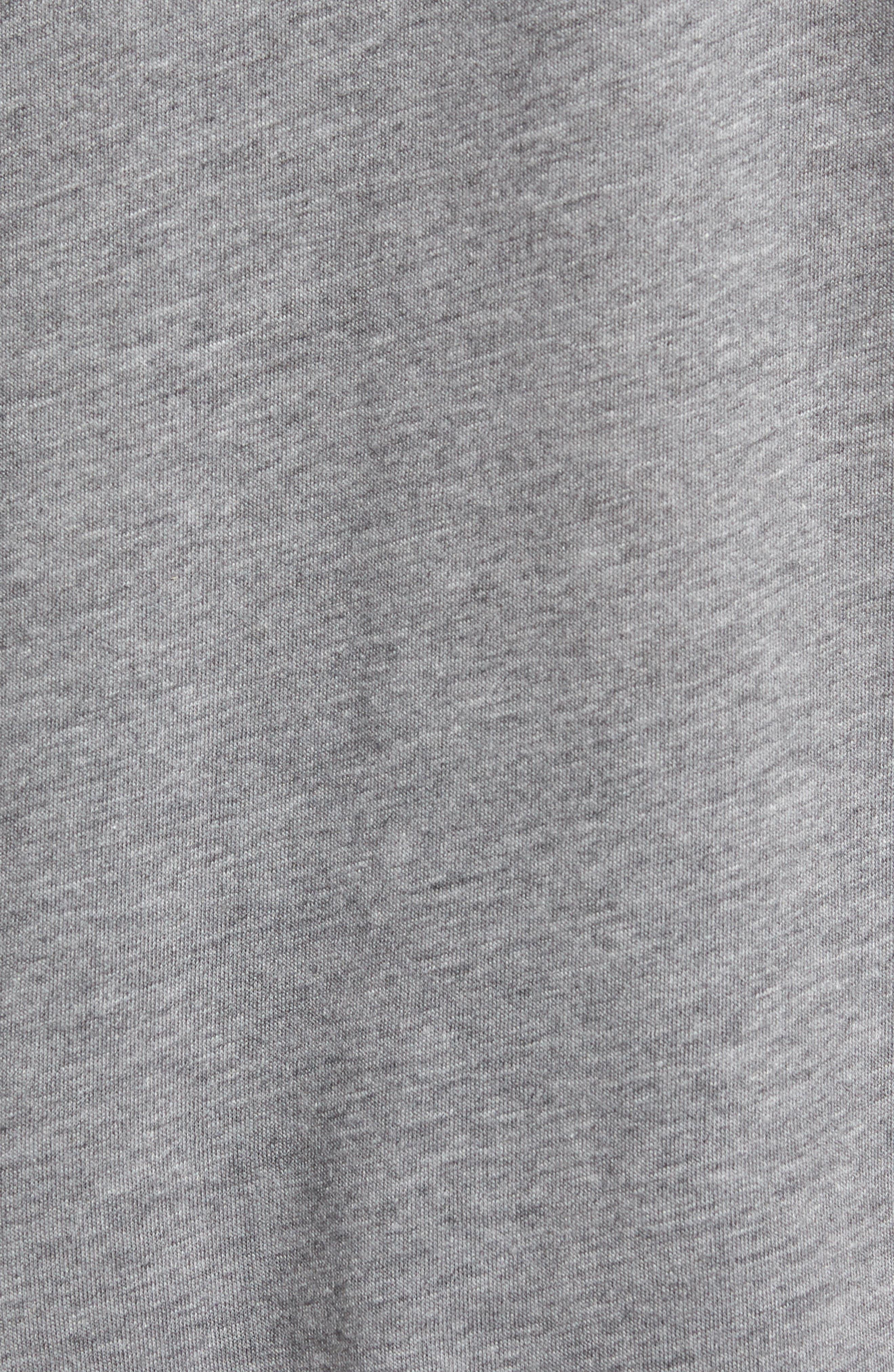 'Ace Sportswear Logo' Graphic Tank,                             Alternate thumbnail 5, color,                             Carbon/ Light Pumice/ Jungle