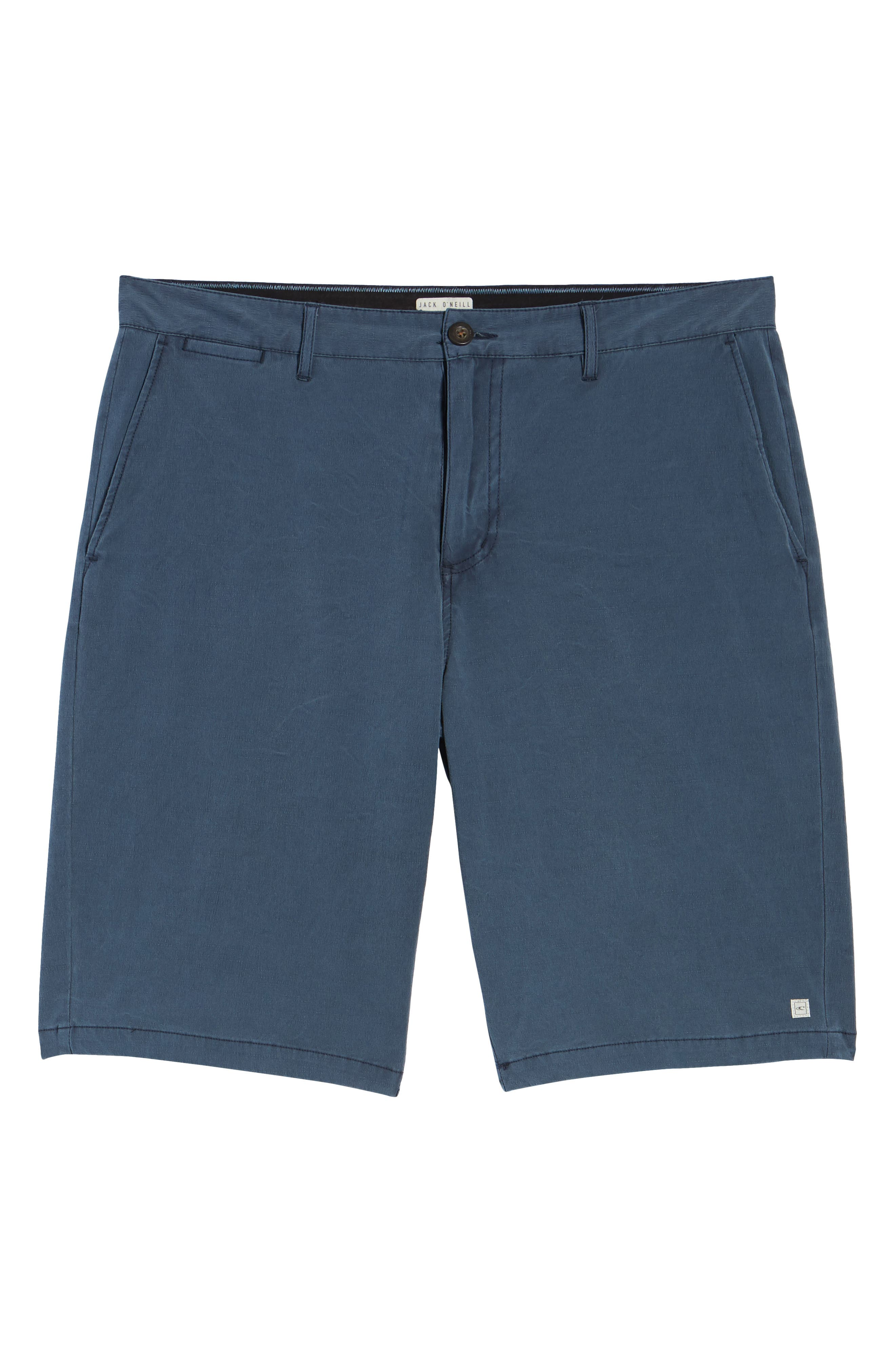 Coast Stretch Board Shorts,                             Alternate thumbnail 6, color,                             Navy
