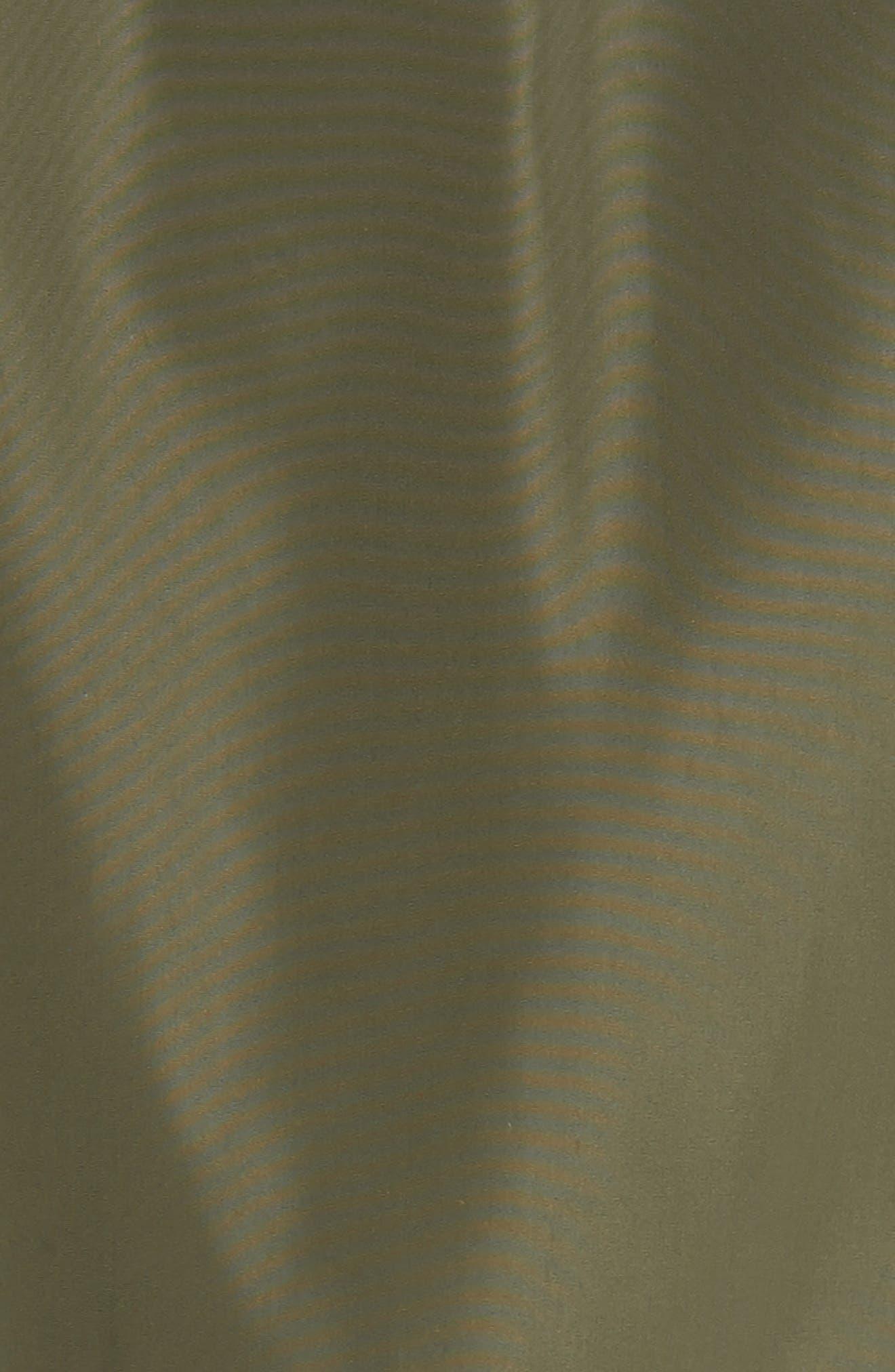 Alternate Image 5  - Moncler Topaze Water Resistant Hooded Jacket