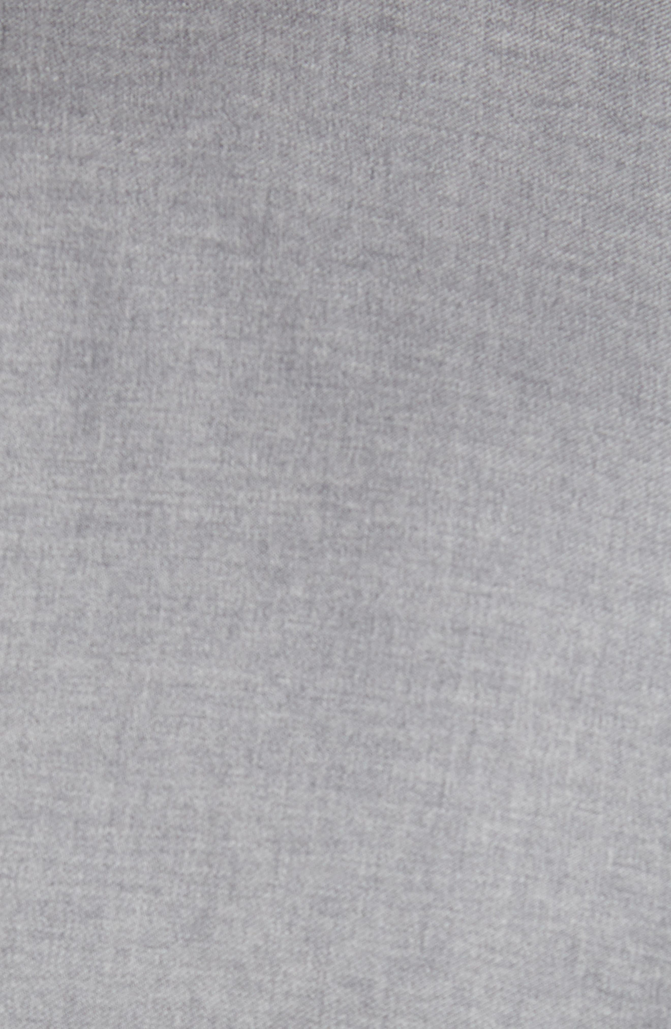 Bennet Classic Fit Solid Wool Suit,                             Alternate thumbnail 7, color,                             Light Grey