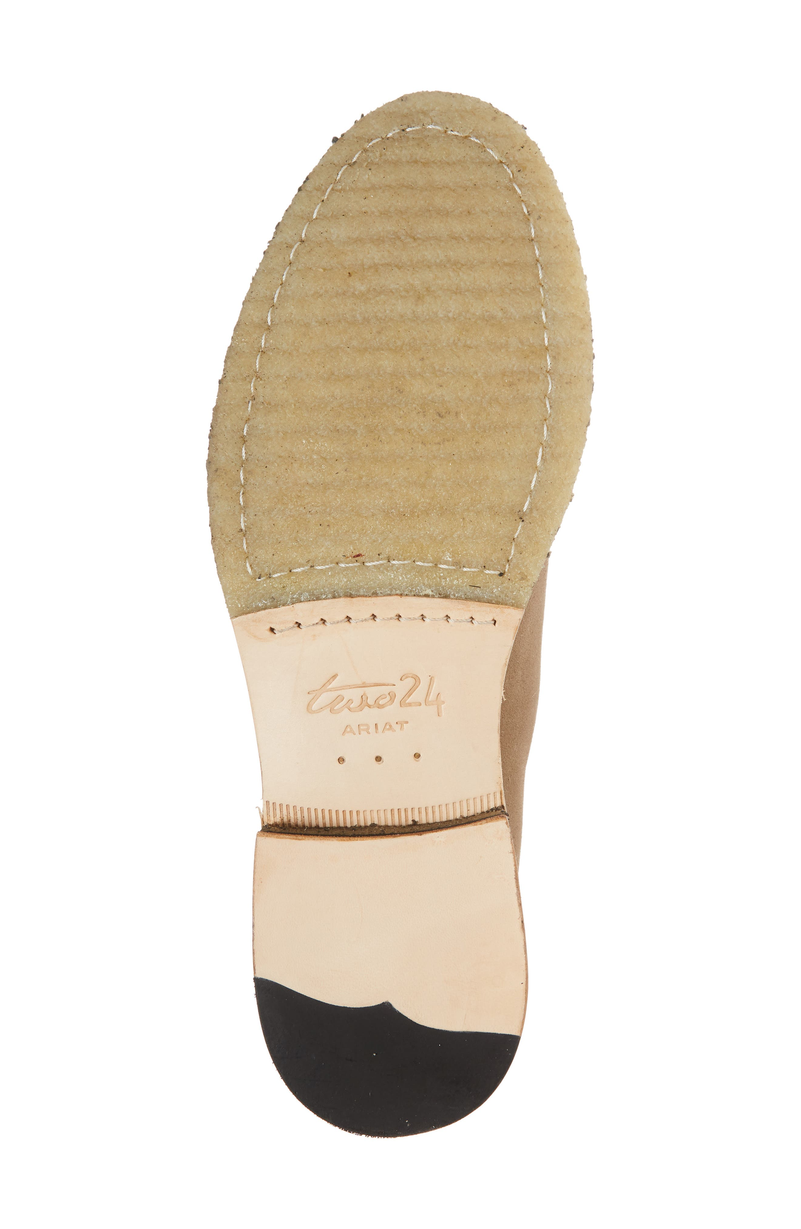 Two24 by Ariat Webster Boot,                             Alternate thumbnail 6, color,                             Biscotti Suede