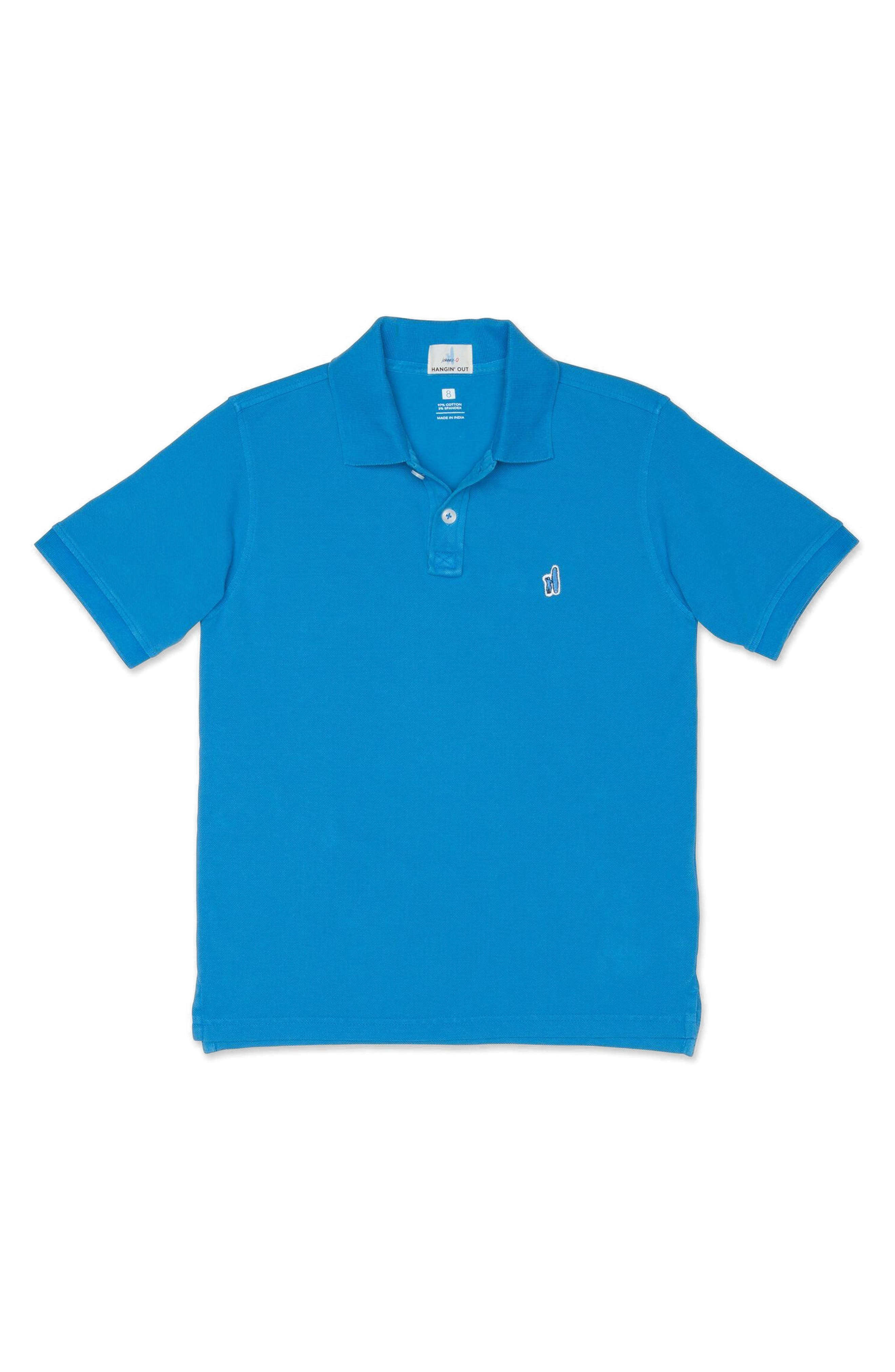 johnnie-o Duncan Solid Polo (Big Boys)